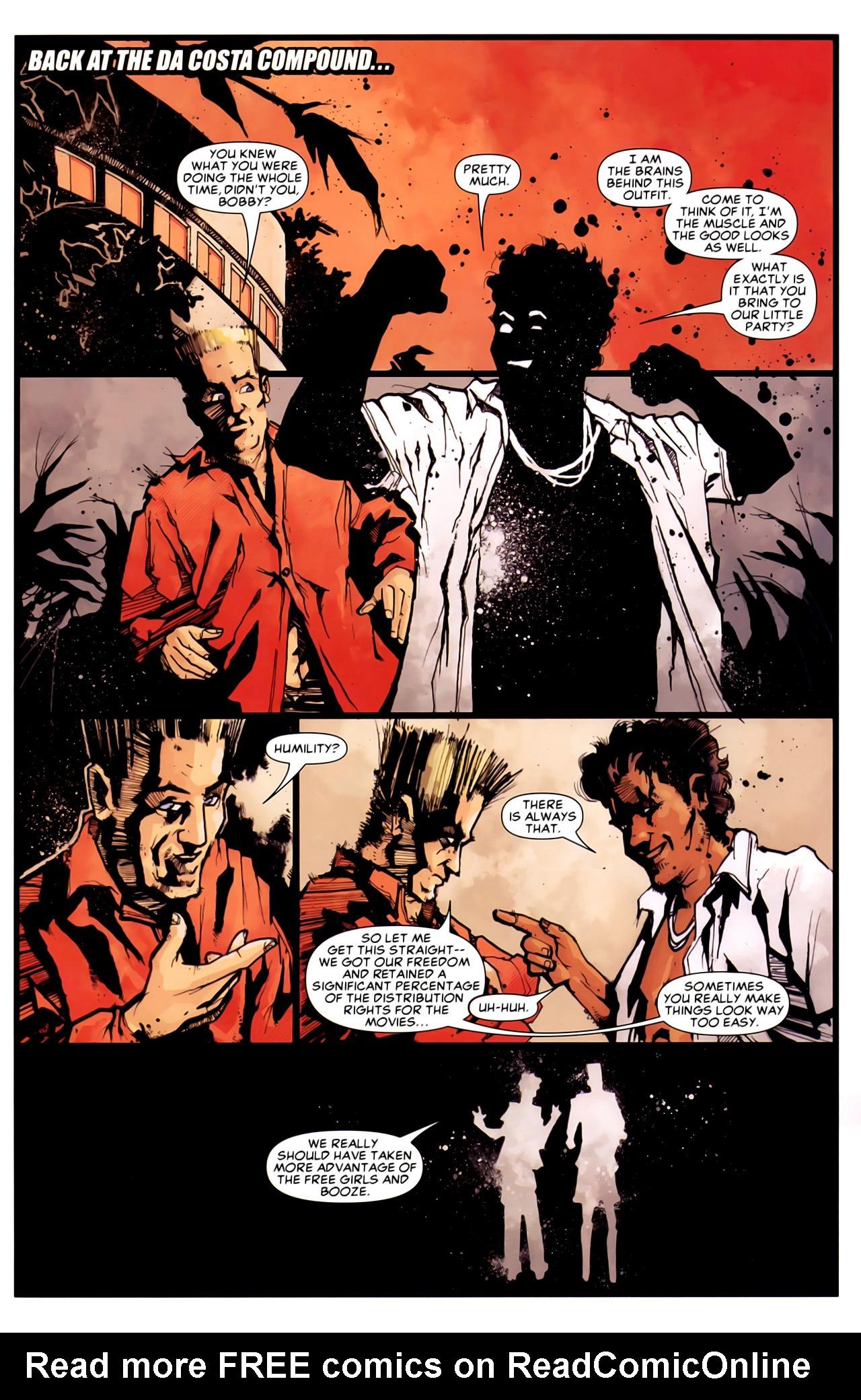 Read online Astonishing Tales (2009) comic -  Issue #6 - 33