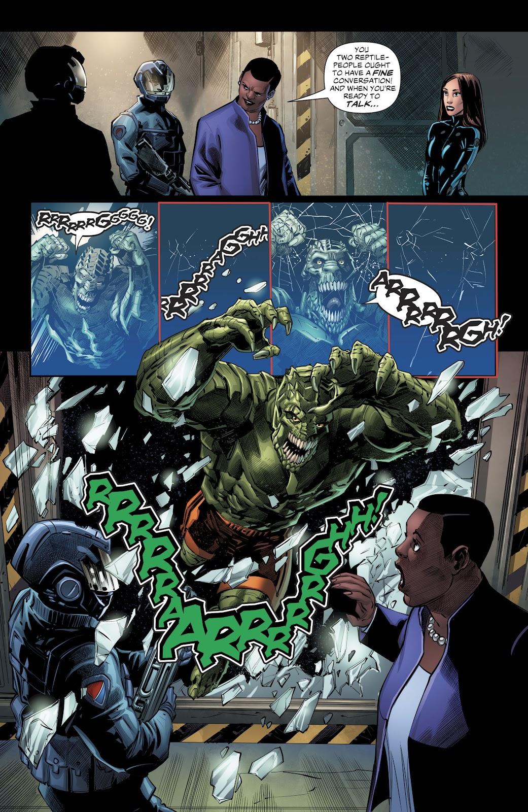 Read online Suicide Squad Black Files comic -  Issue #4 - 12