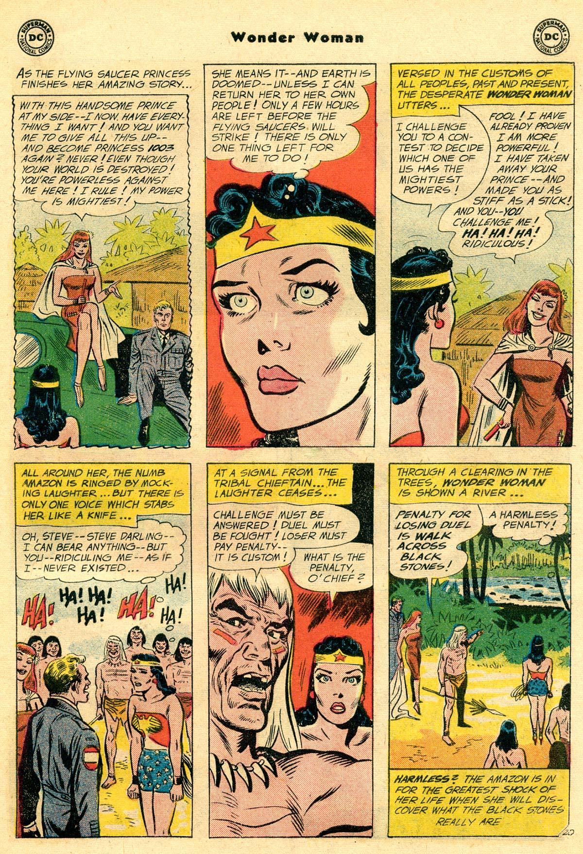 Read online Wonder Woman (1942) comic -  Issue #110 - 27