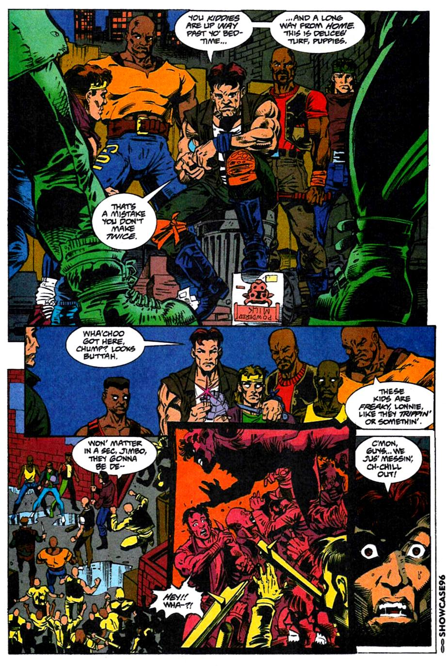 Read online Showcase '96 comic -  Issue #4 - 8