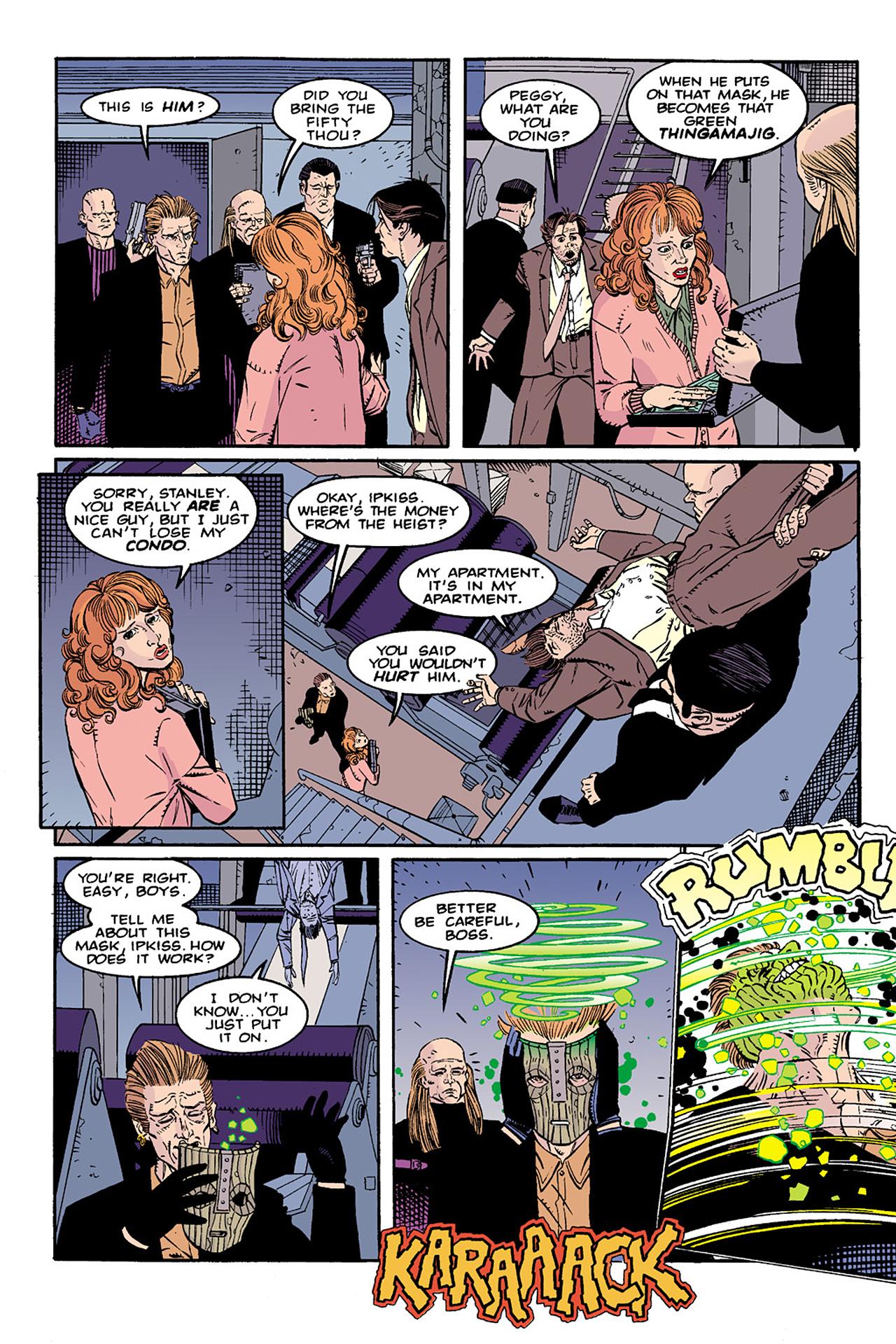 Read online Adventures Of The Mask Omnibus comic -  Issue #Adventures Of The Mask Omnibus Full - 51