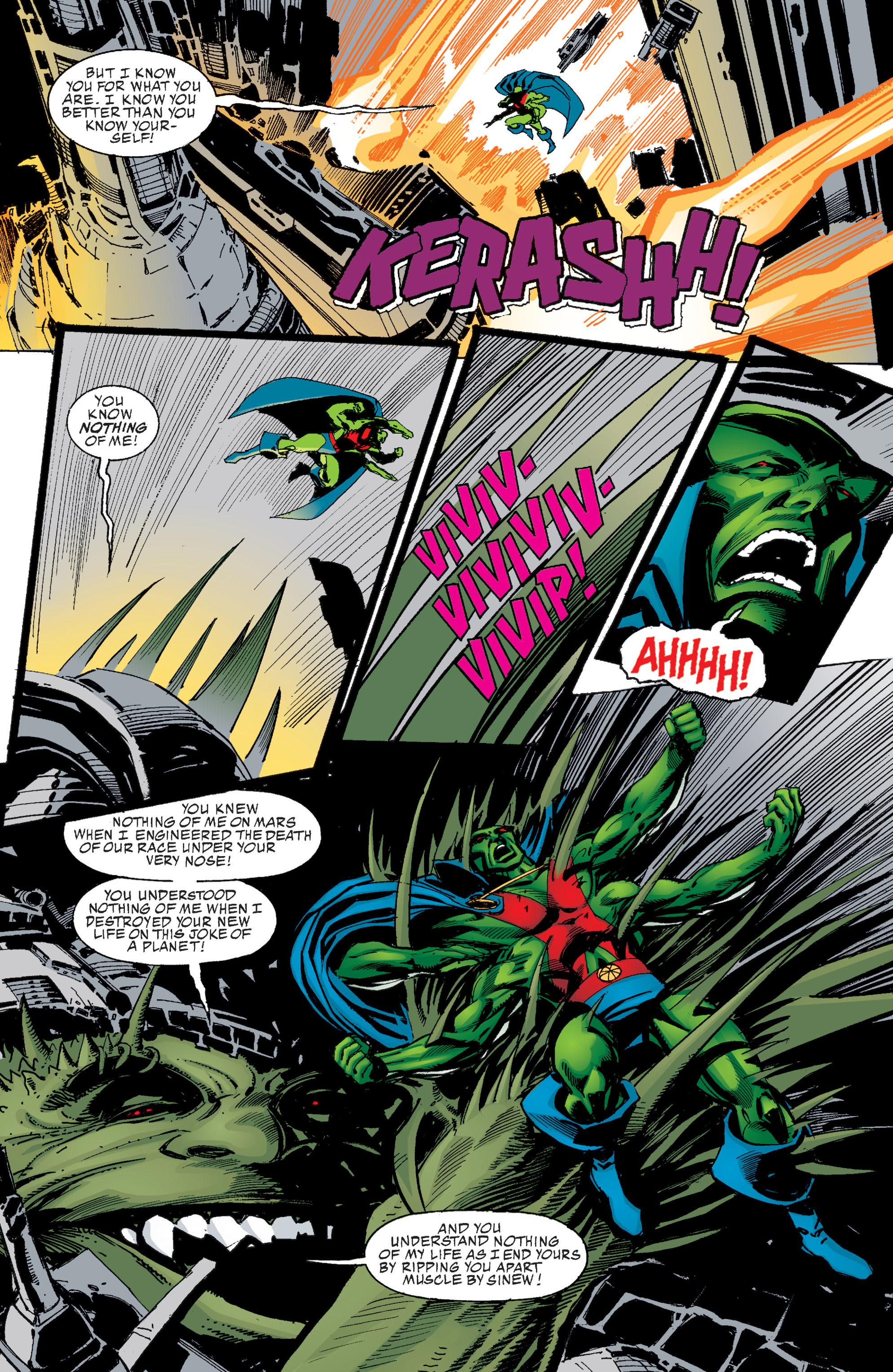 Read online Martian Manhunter: Son of Mars comic -  Issue # TPB - 228