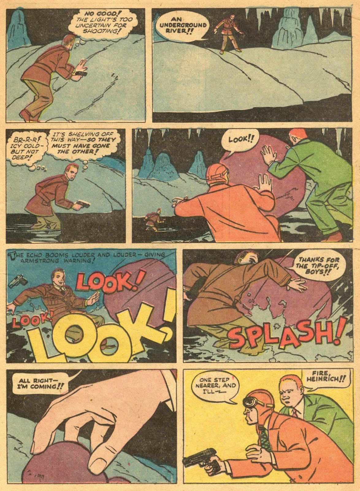 Star Spangled Comics (1941) issue 1 - Page 45