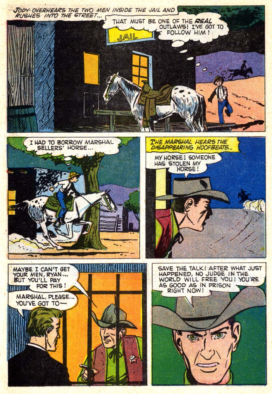 Four Color Comics issue 1011 - Page 16