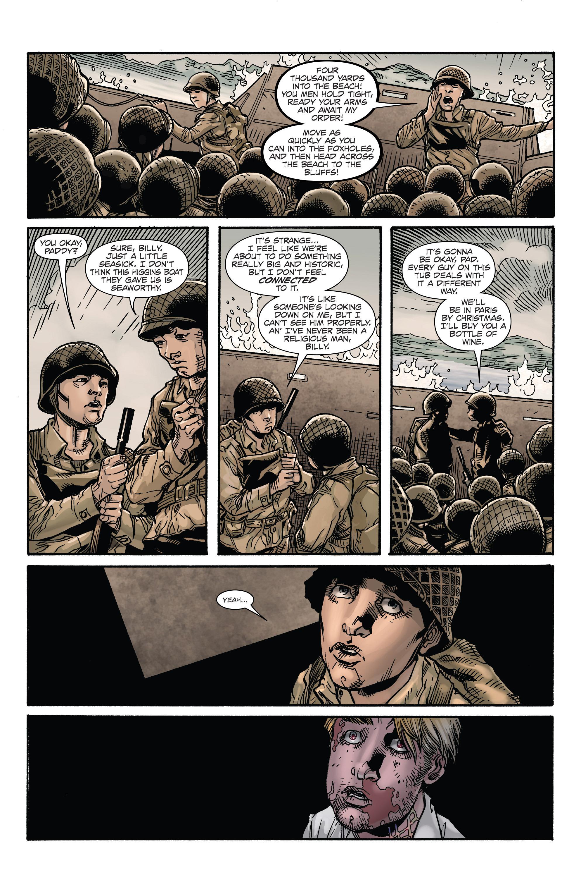Read online Aftershock Genesis comic -  Issue #1 - 6