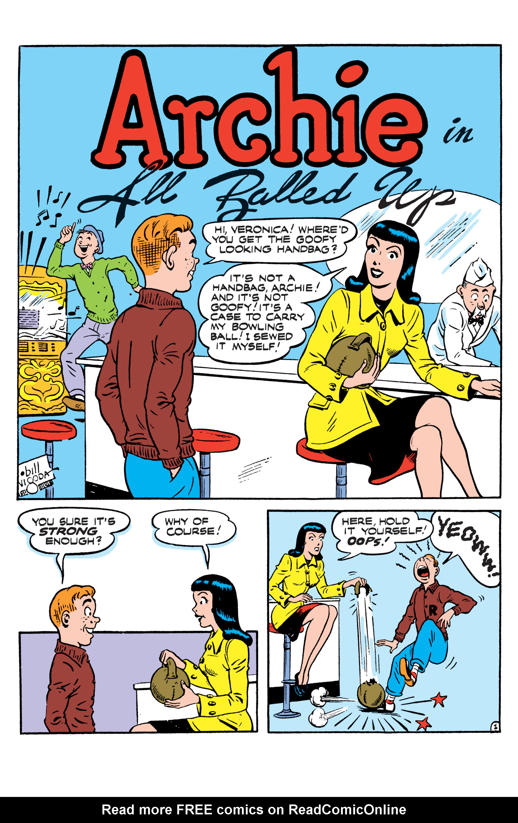 Read online Archie (2015) comic -  Issue #5 - 26
