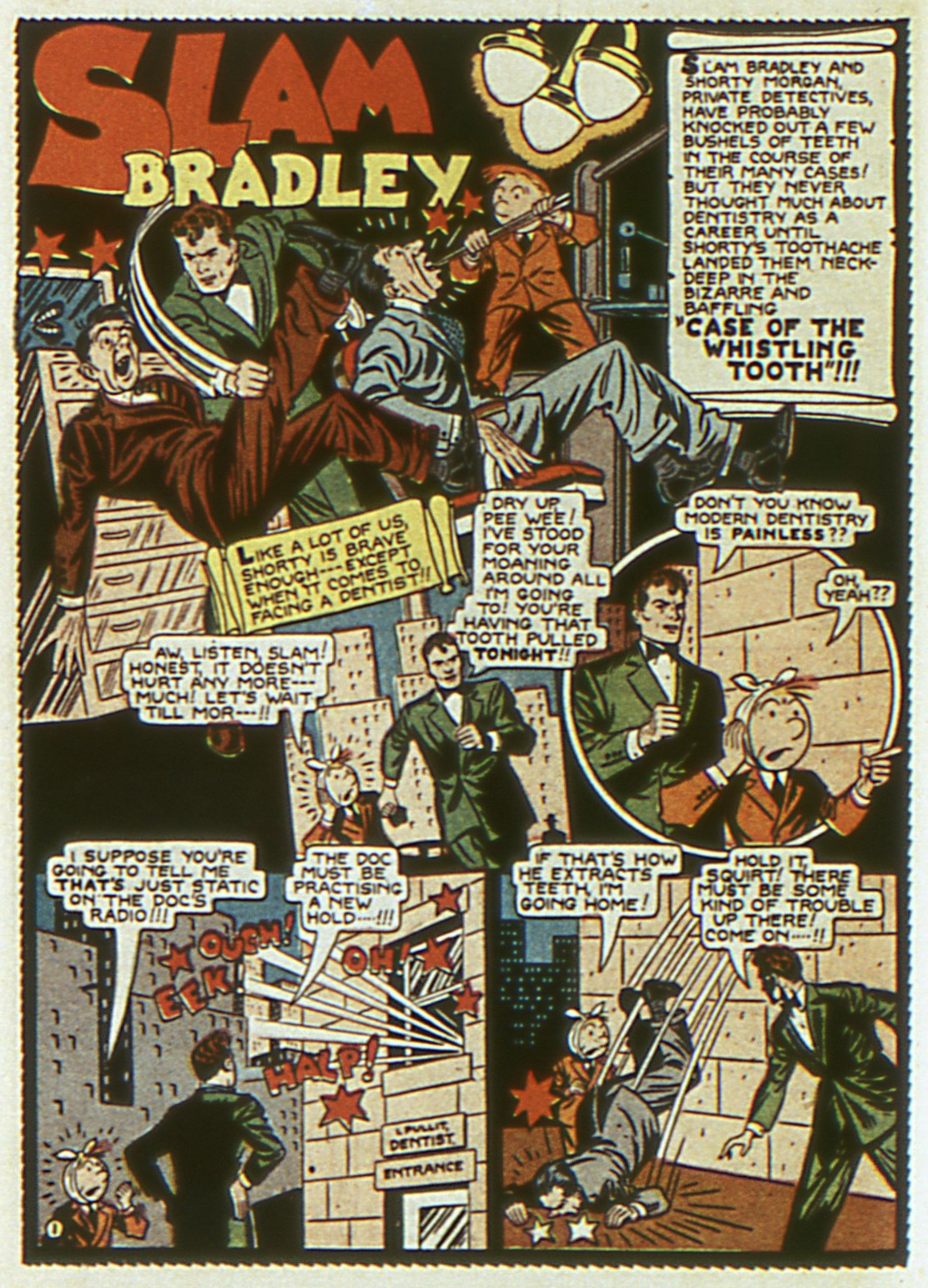Read online Detective Comics (1937) comic -  Issue #67 - 58