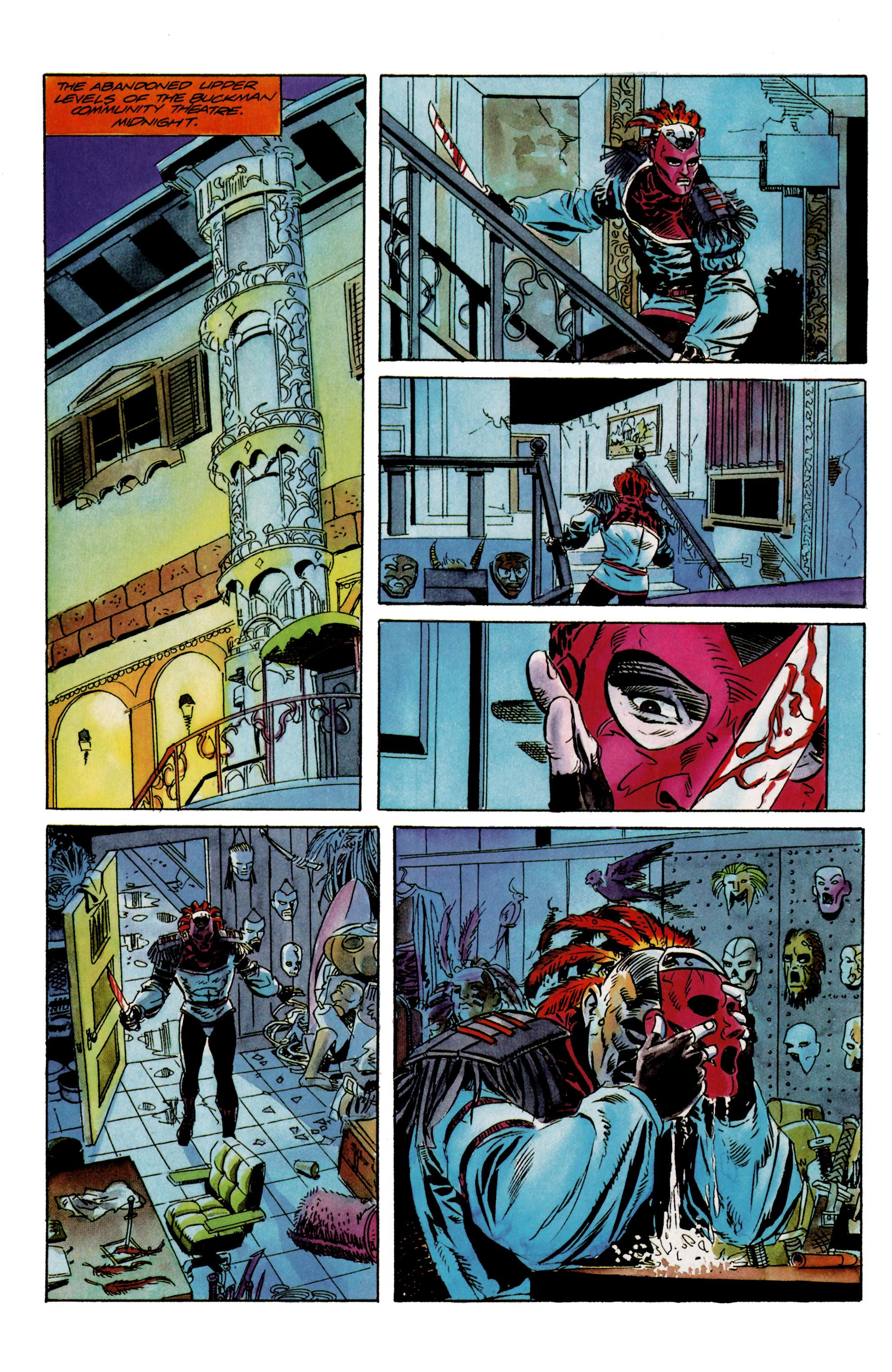 Read online Shadowman (1992) comic -  Issue #13 - 19
