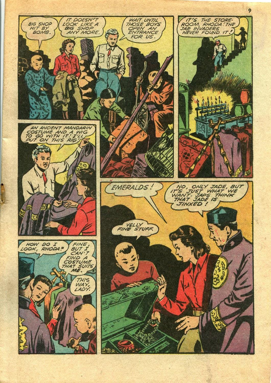 Read online Super-Magician Comics comic -  Issue #14 - 9