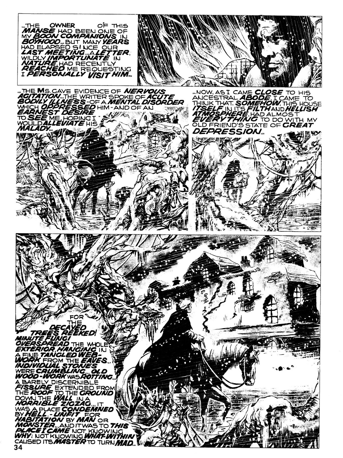 Scream (1973) issue 3 - Page 34