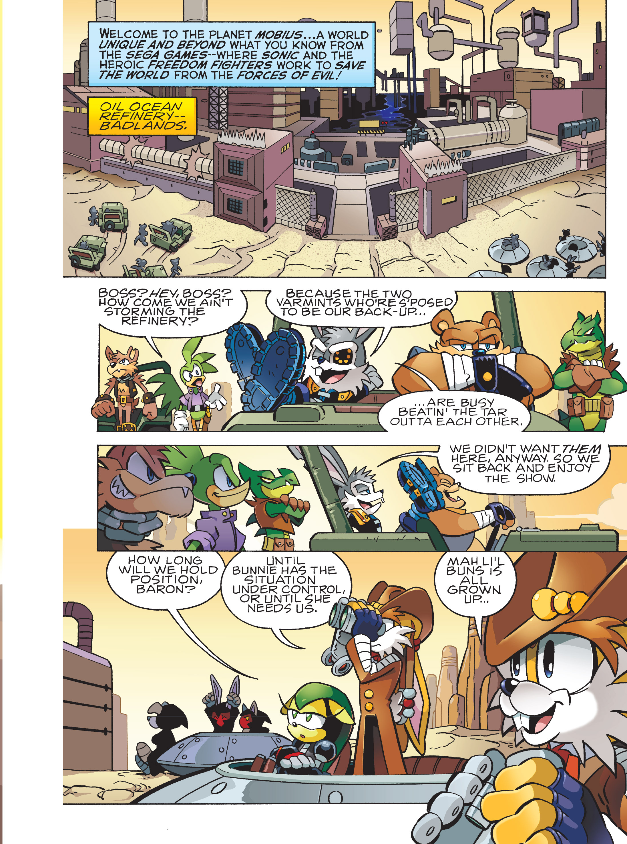 Read online Sonic Super Digest comic -  Issue #10 - 97