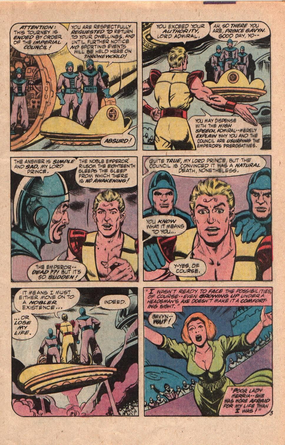 Read online Adventure Comics (1938) comic -  Issue #469 - 5