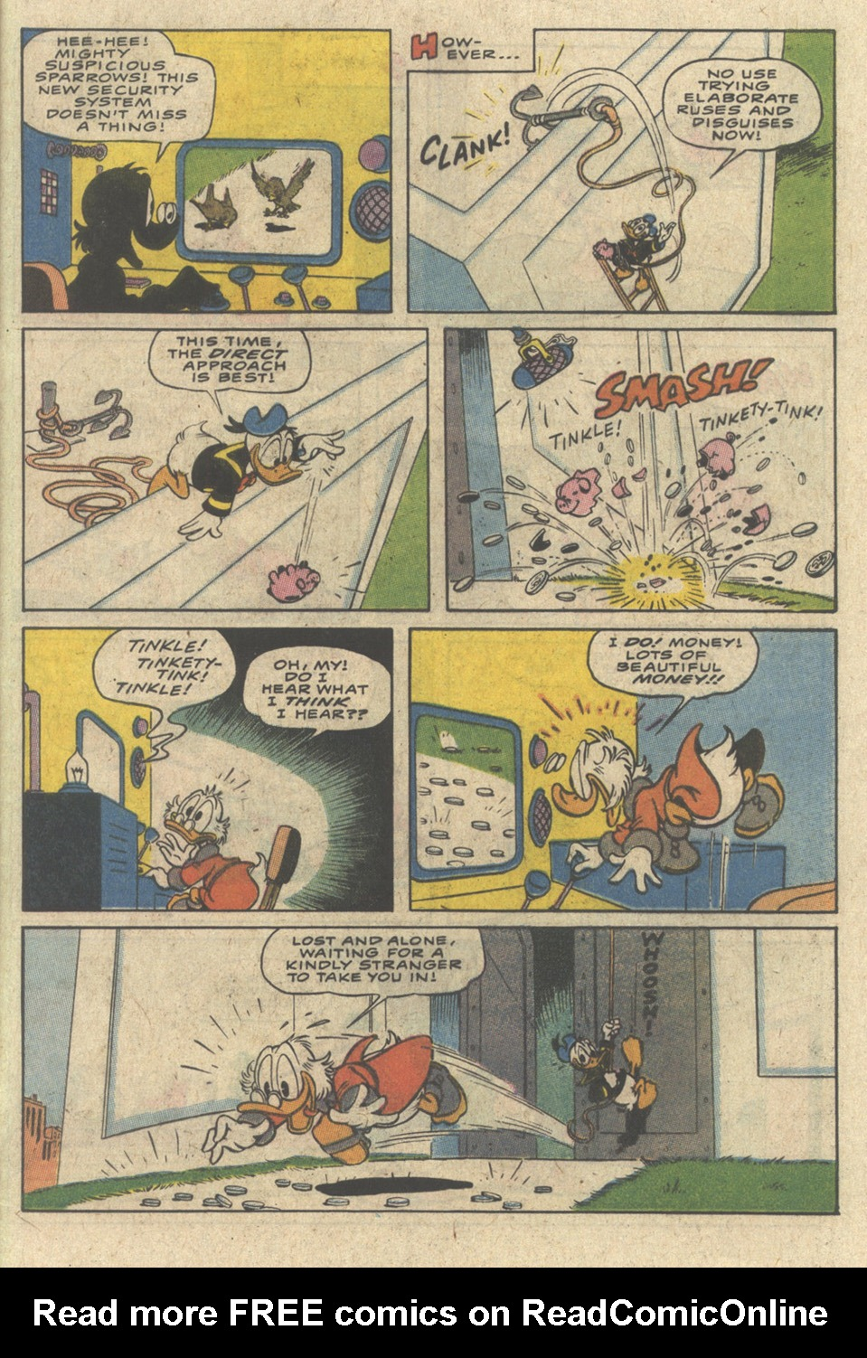 Read online Uncle Scrooge (1953) comic -  Issue #230 - 33