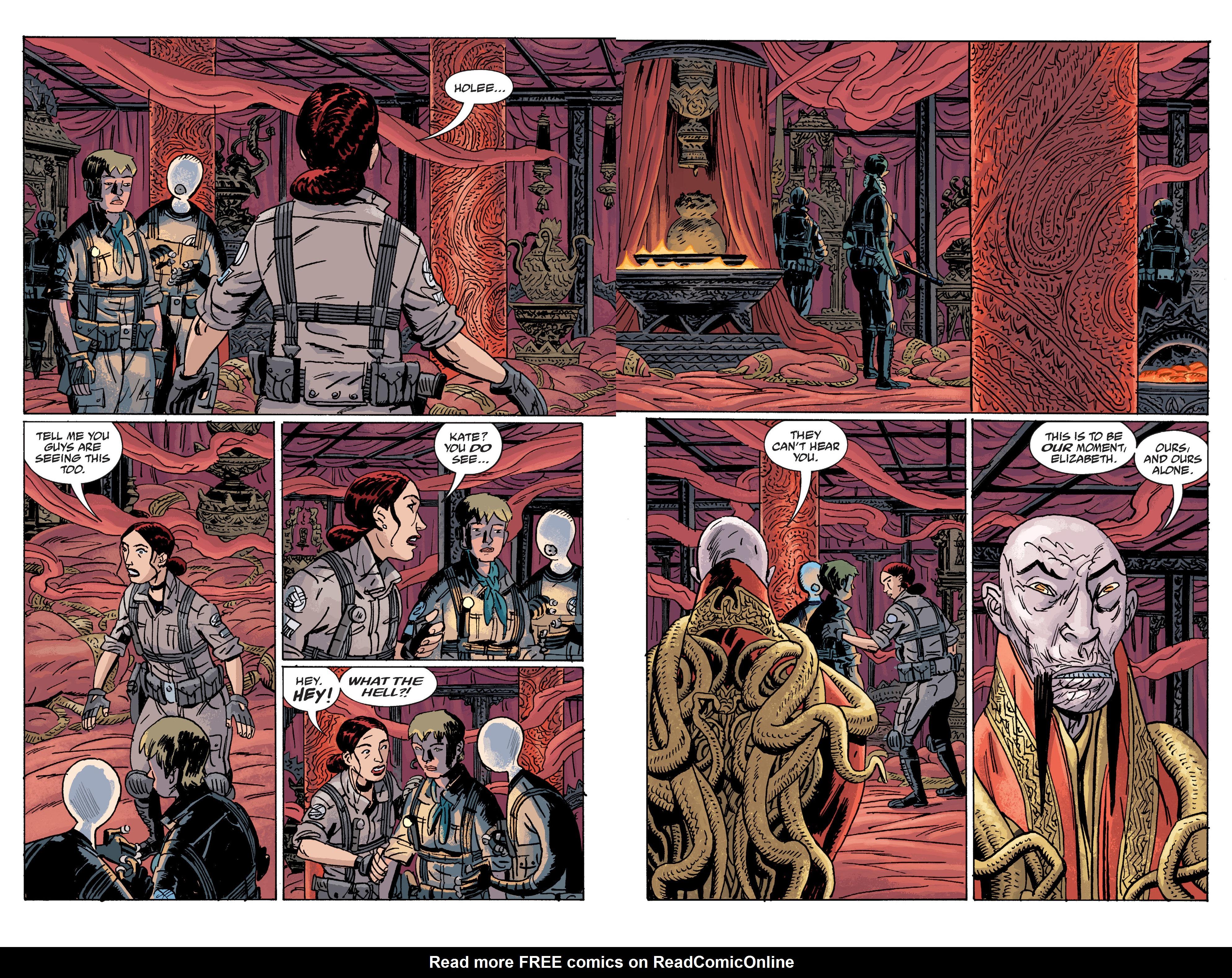 Read online B.P.R.D. (2003) comic -  Issue # TPB 10 - 55