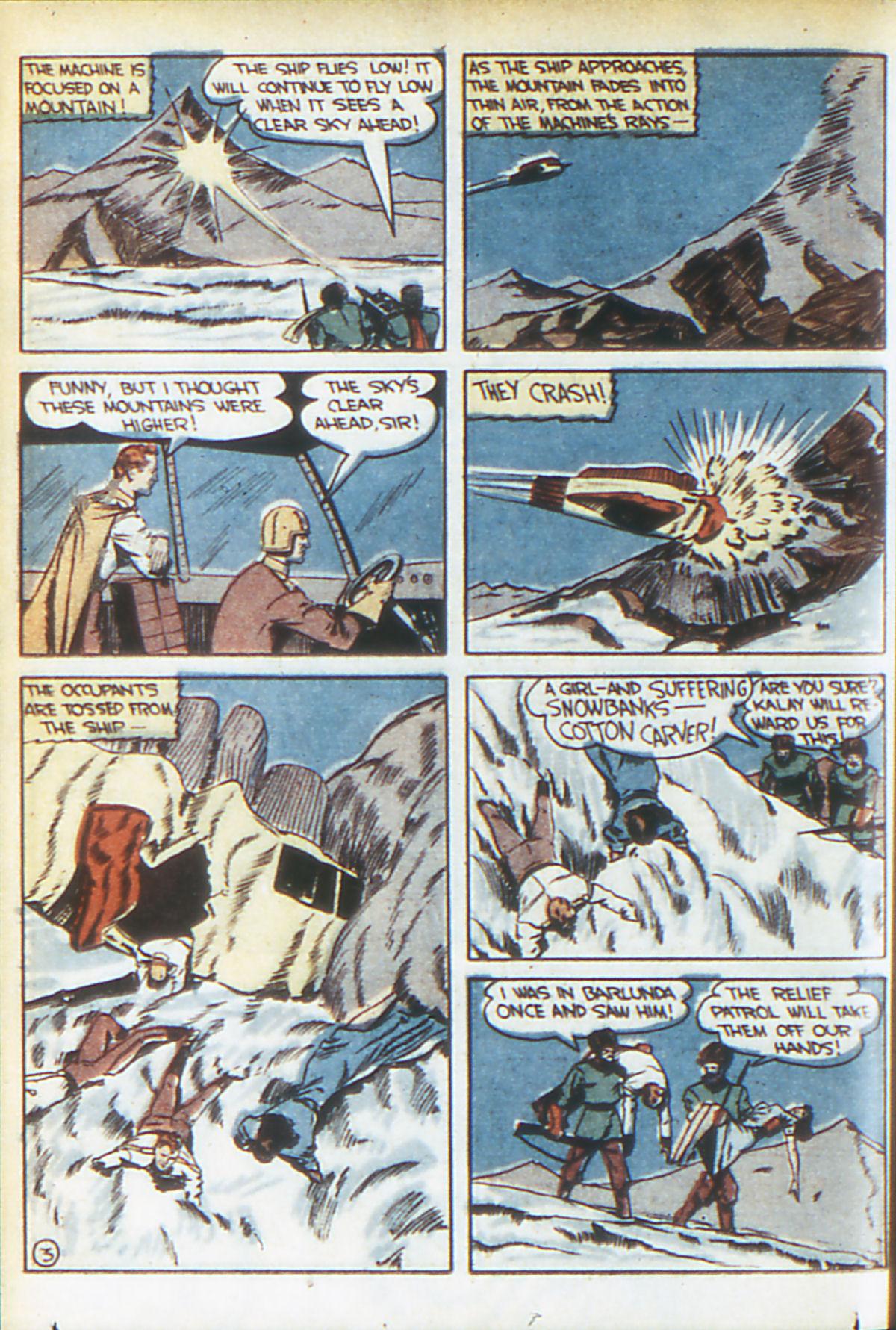 Read online Adventure Comics (1938) comic -  Issue #64 - 51