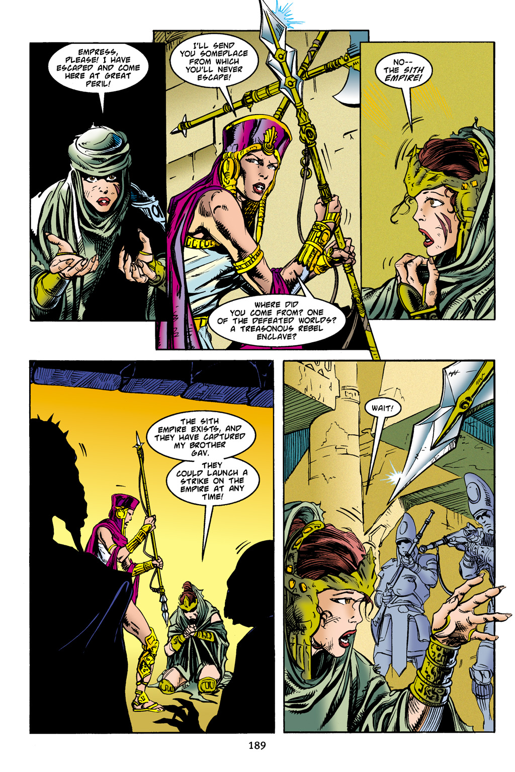 Read online Star Wars Omnibus comic -  Issue # Vol. 4 - 183