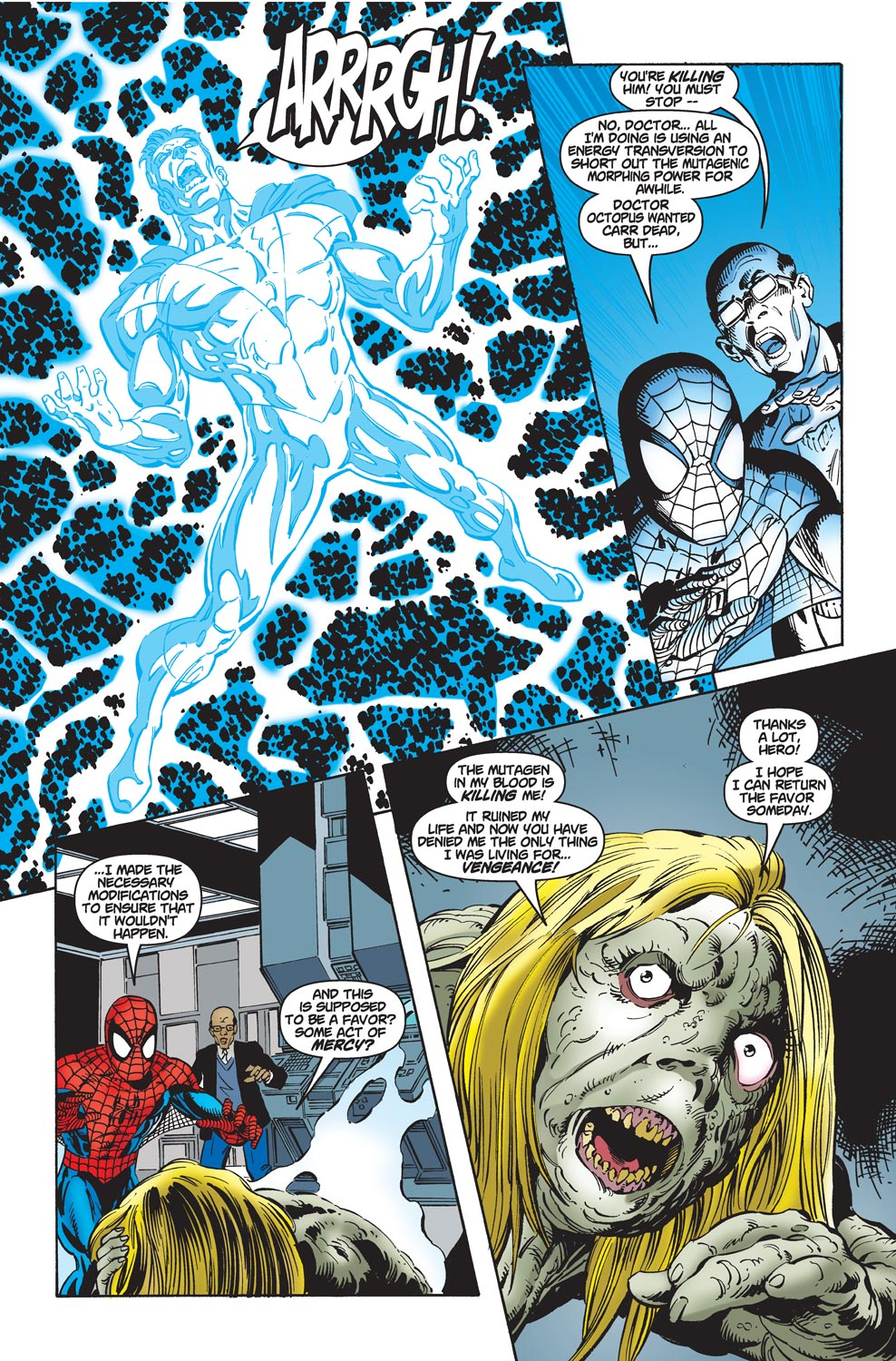 The Amazing Spider-Man (1999) 10 Page 19