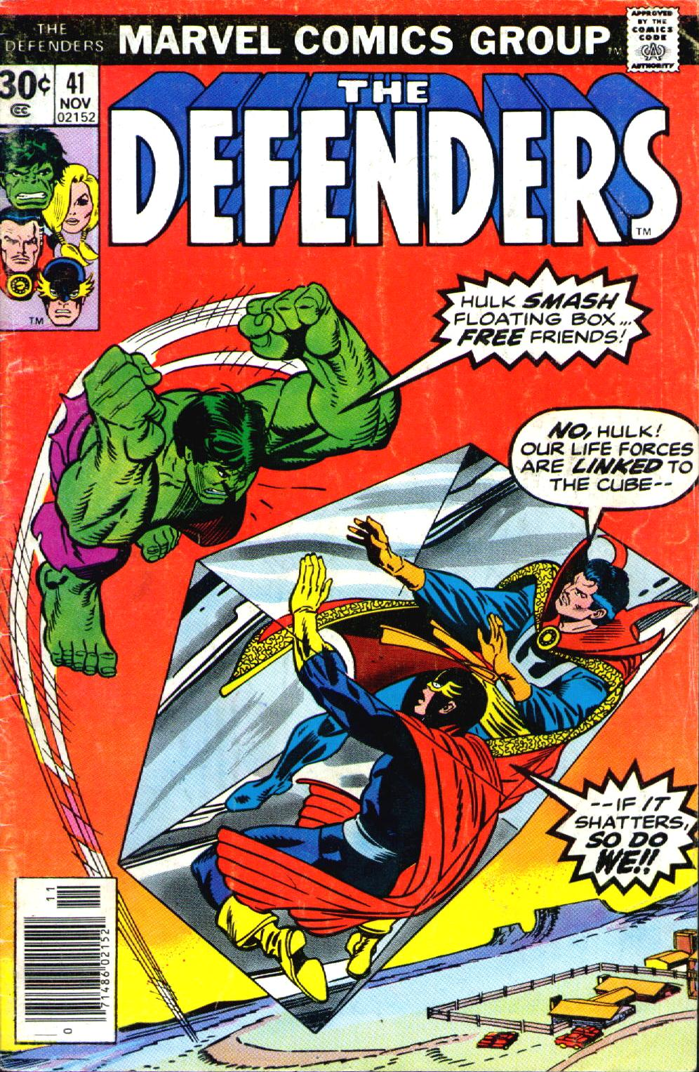 The Defenders (1972) 41 Page 1