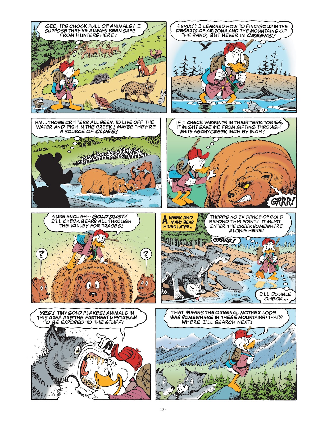 Read online The Complete Life and Times of Scrooge McDuck comic -  Issue # TPB 1 (Part 2) - 33