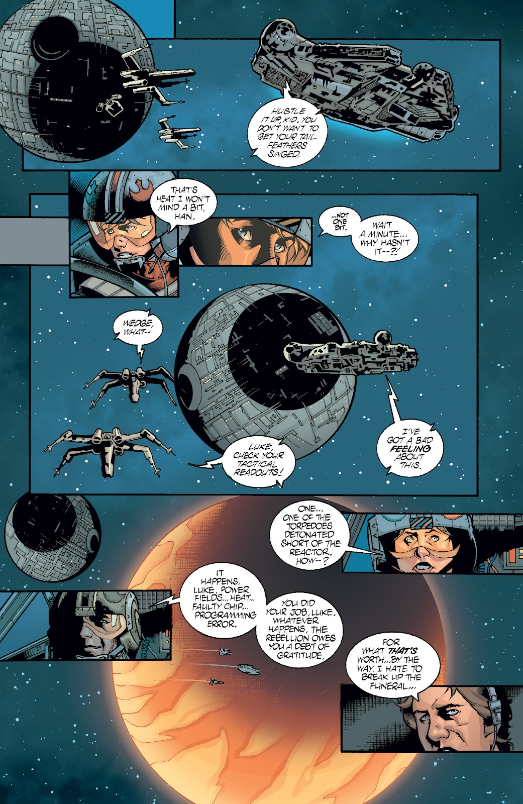 Read online Star Wars Legends: Infinities - Epic Collection comic -  Issue # TPB (Part 1) - 12