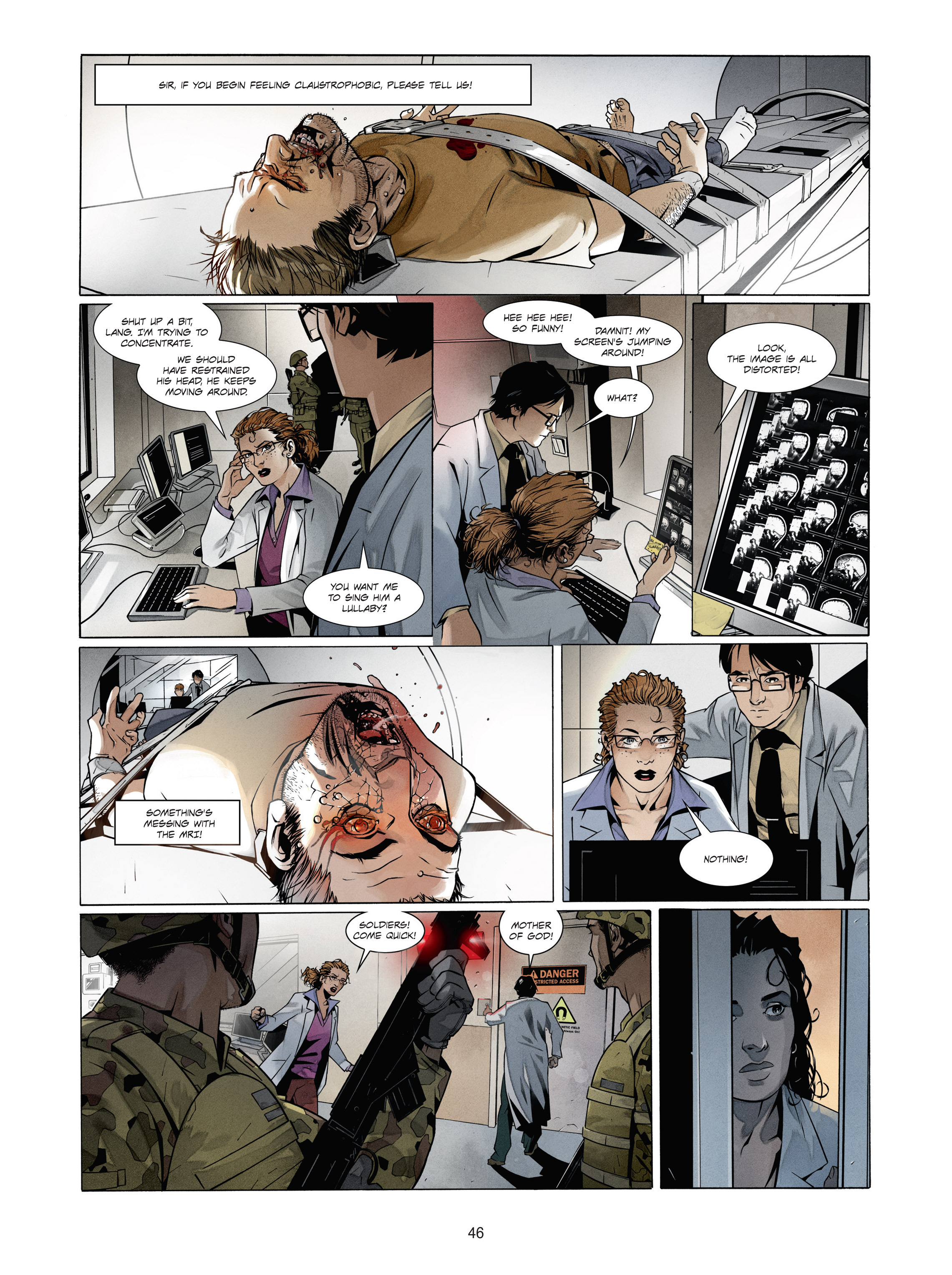 Read online Alice Matheson comic -  Issue #1 - 45