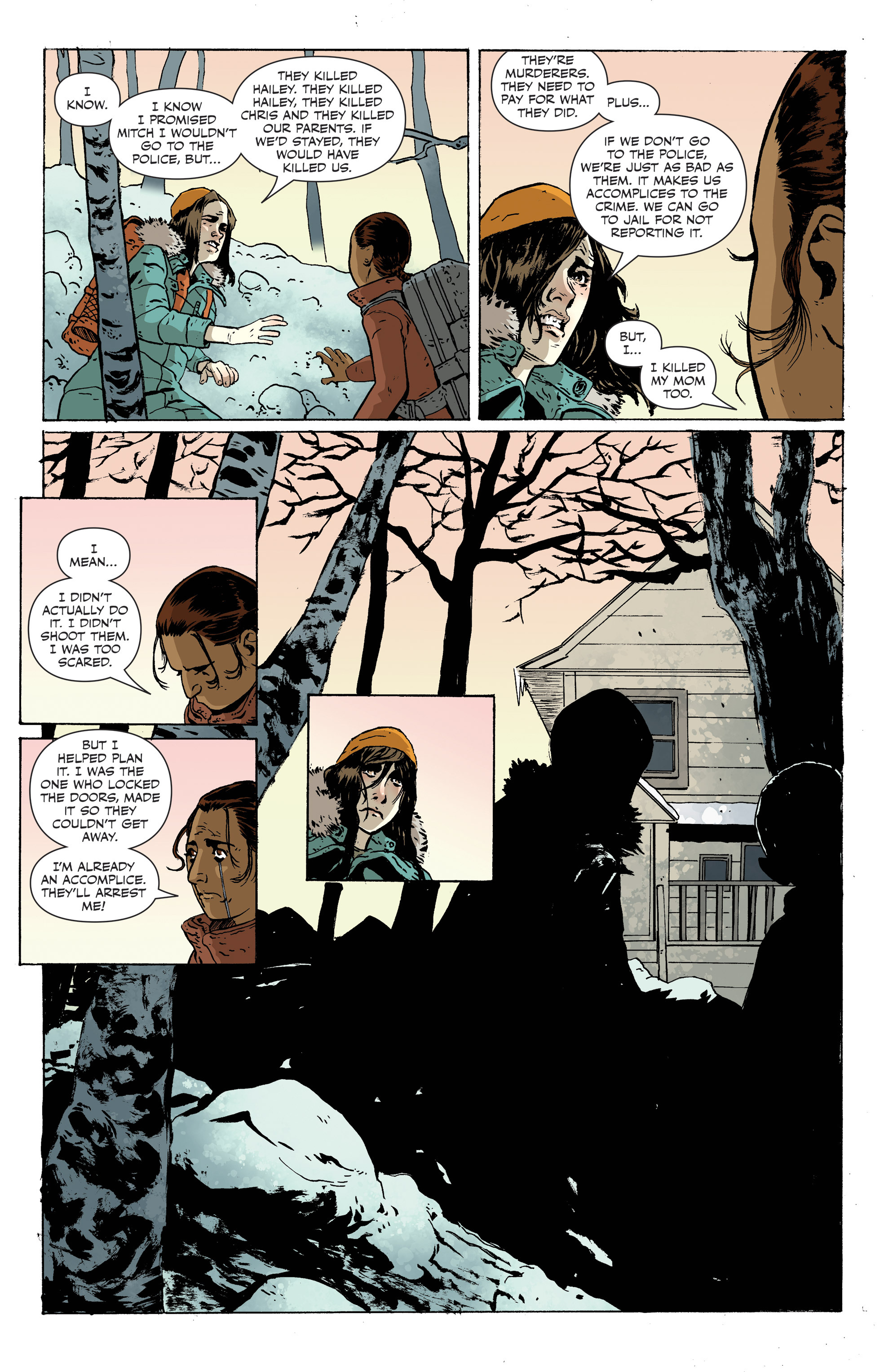 Read online Sheltered comic -  Issue #12 - 7