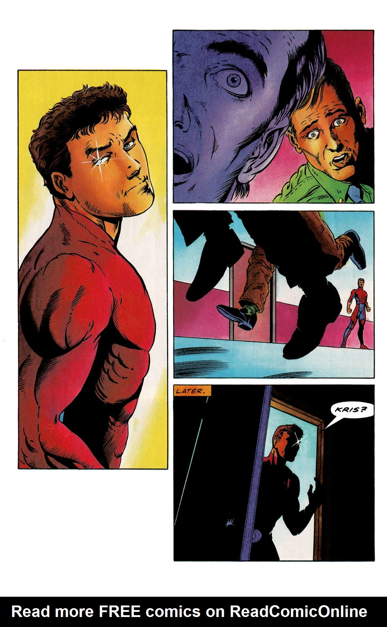 Read online Harbinger (1992) comic -  Issue #25 - 12