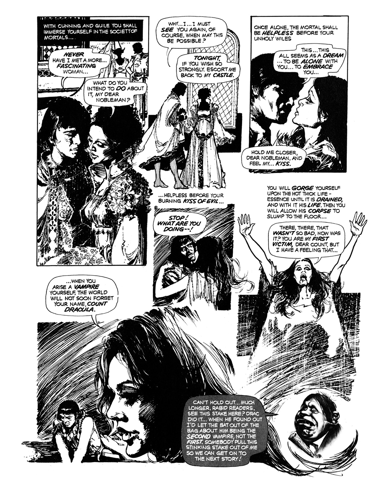 Read online Eerie Archives comic -  Issue # TPB 10 - 228