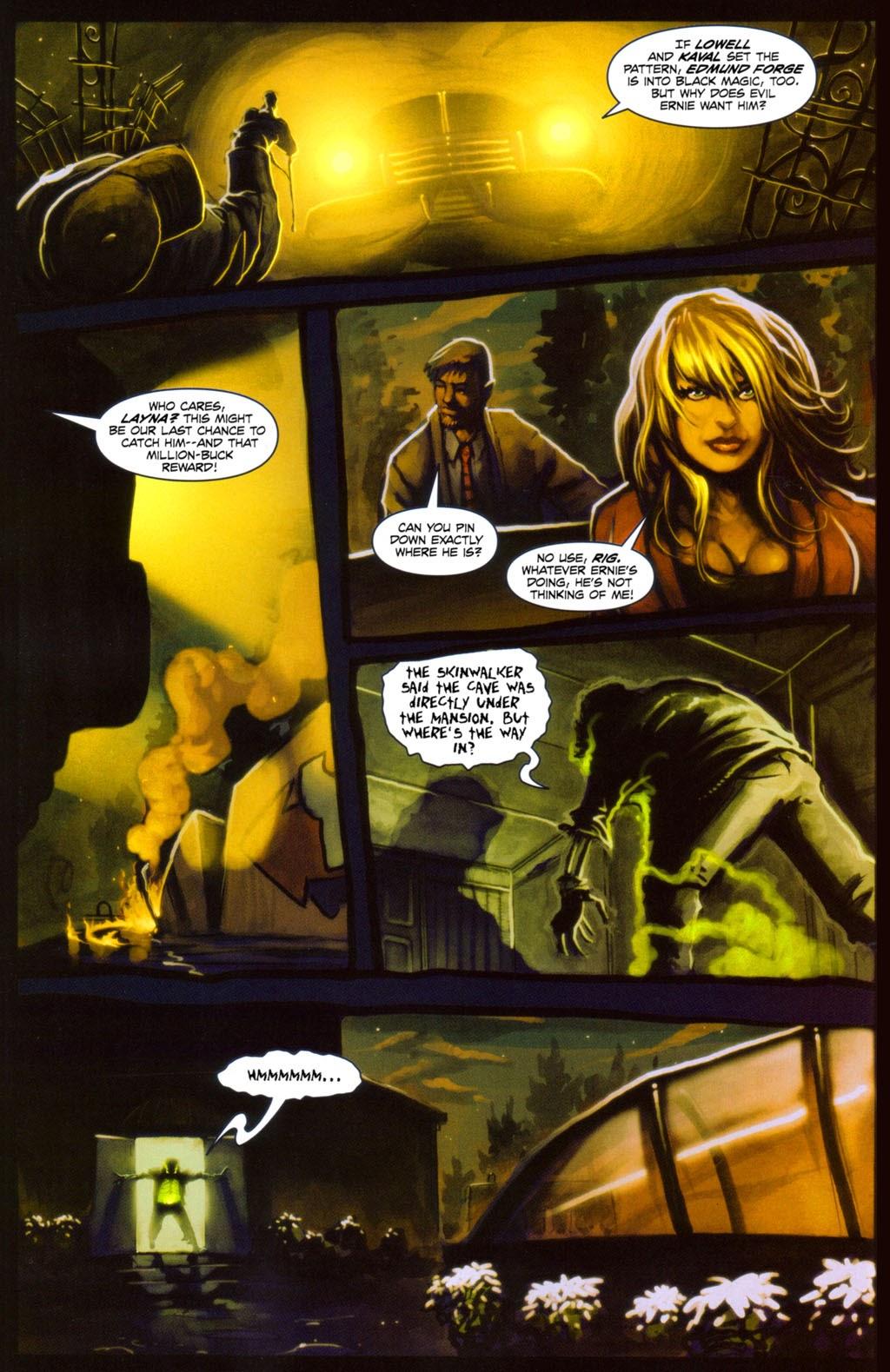 Read online Evil Ernie in Santa Fe comic -  Issue #4 - 9