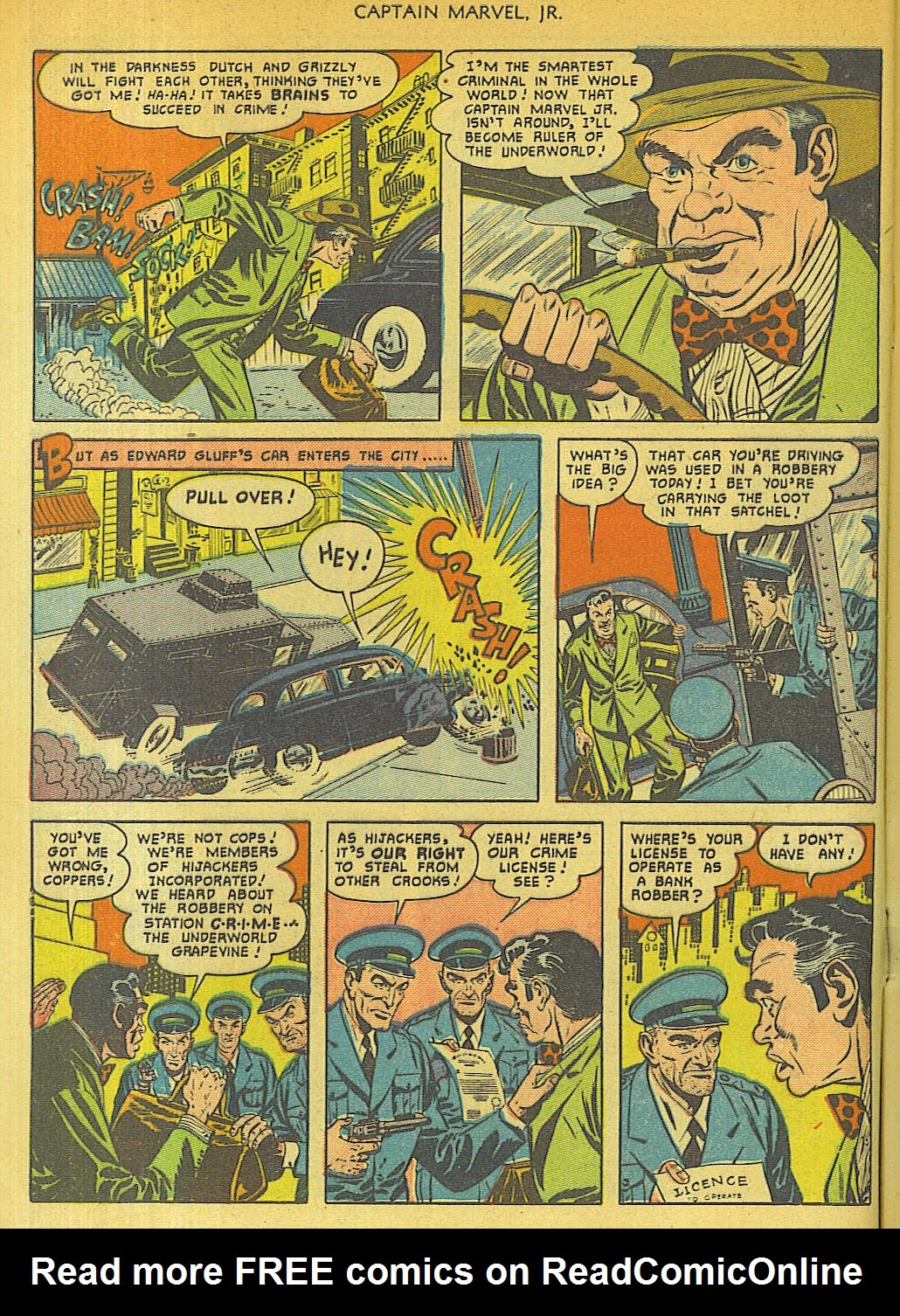 Captain Marvel, Jr. issue 96 - Page 8