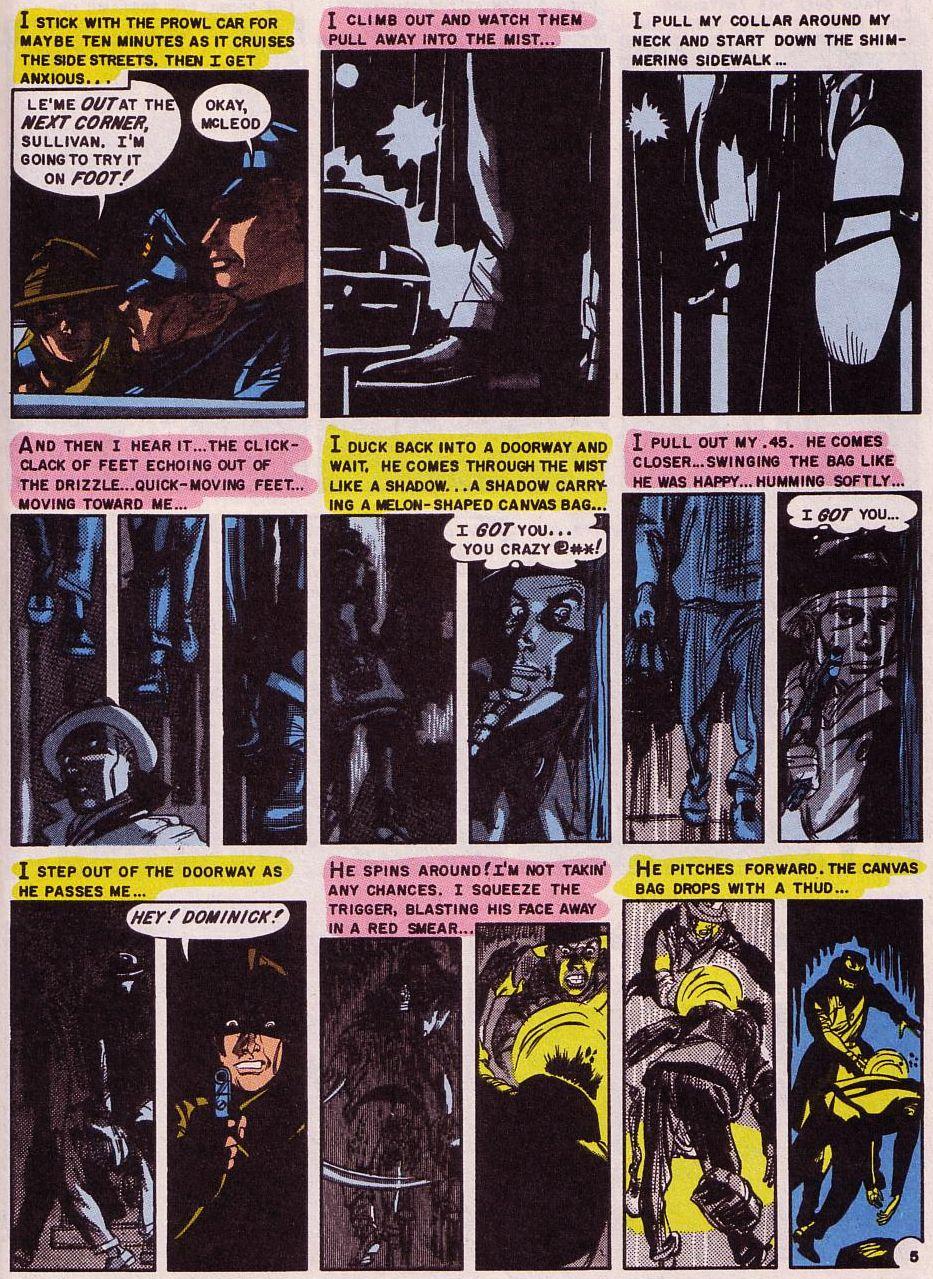 Read online Shock SuspenStories comic -  Issue #18 - 23