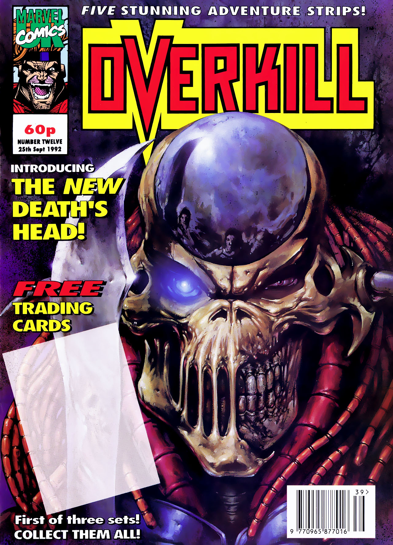 Read online Overkill comic -  Issue #12 - 1