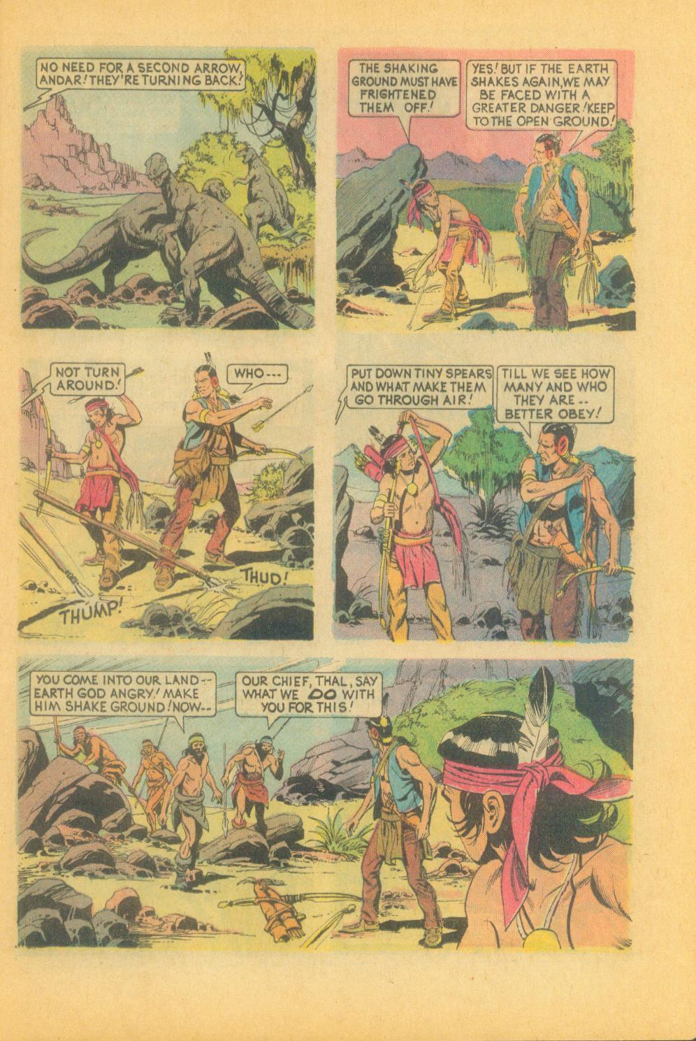 Read online Turok, Son of Stone comic -  Issue #87 - 21
