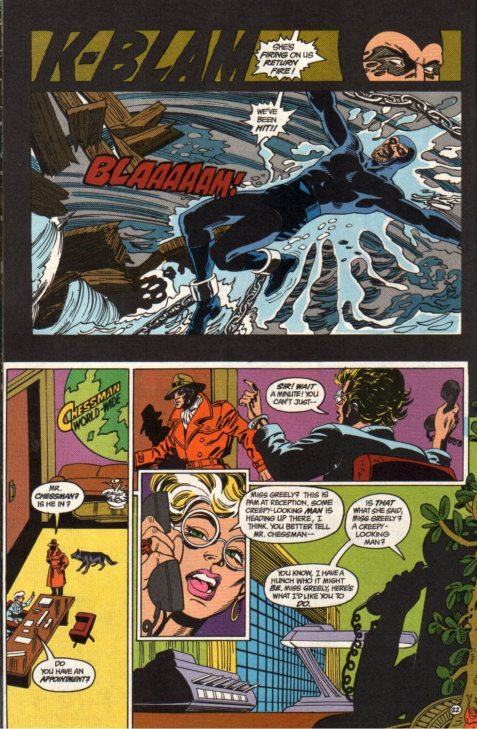 Read online The Phantom (1988) comic -  Issue #2 - 28