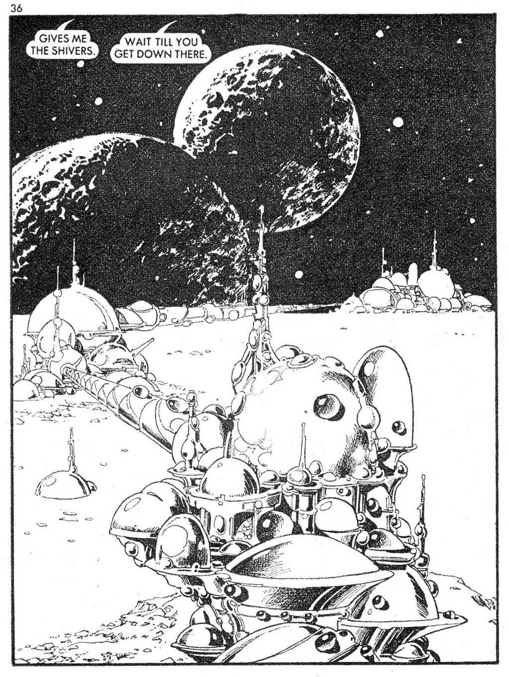 Starblazer issue 16 - Page 36