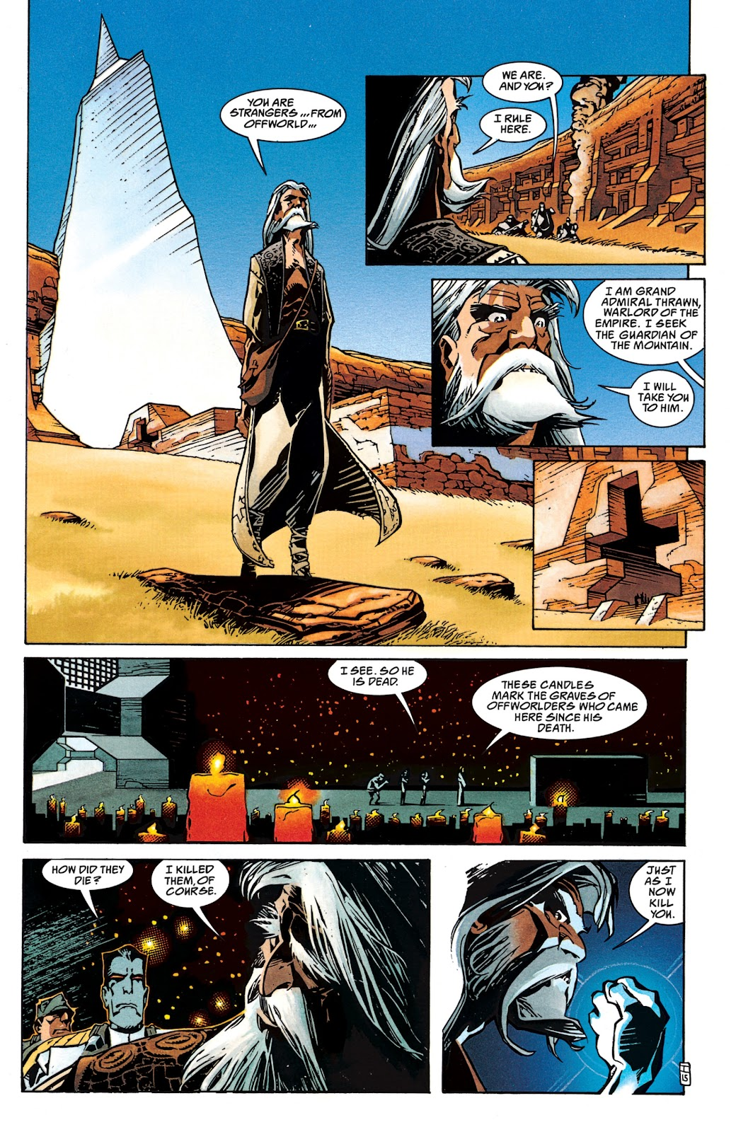 Read online Star Wars Legends: The New Republic - Epic Collection comic -  Issue # TPB 4 (Part 1) - 21