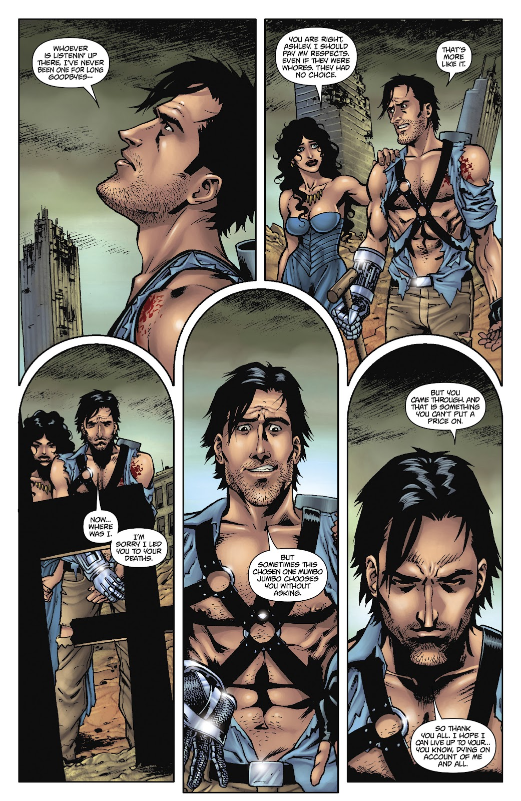 Army of Darkness: The Long Road Home issue TPB - Page 21