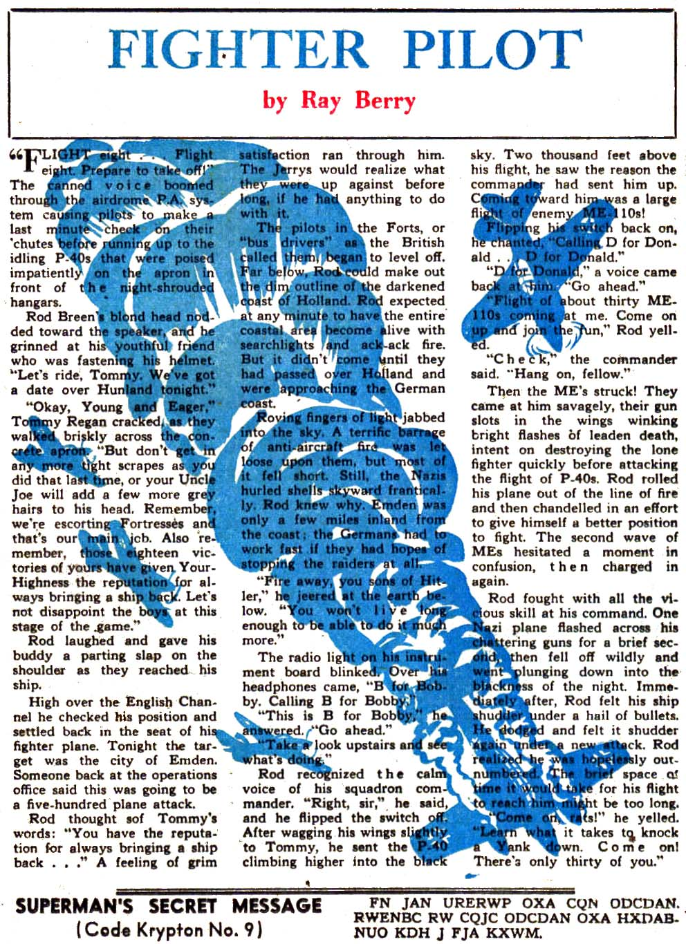 Star Spangled Comics (1941) issue 27 - Page 31