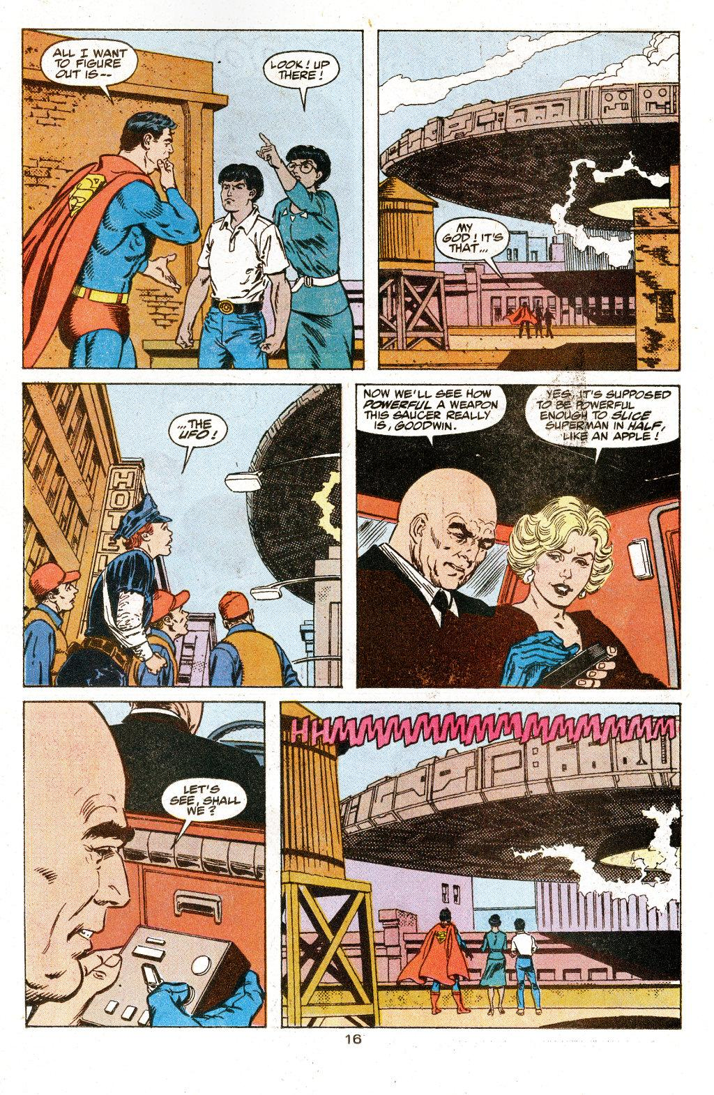 Read online Action Comics (1938) comic -  Issue #658 - 17