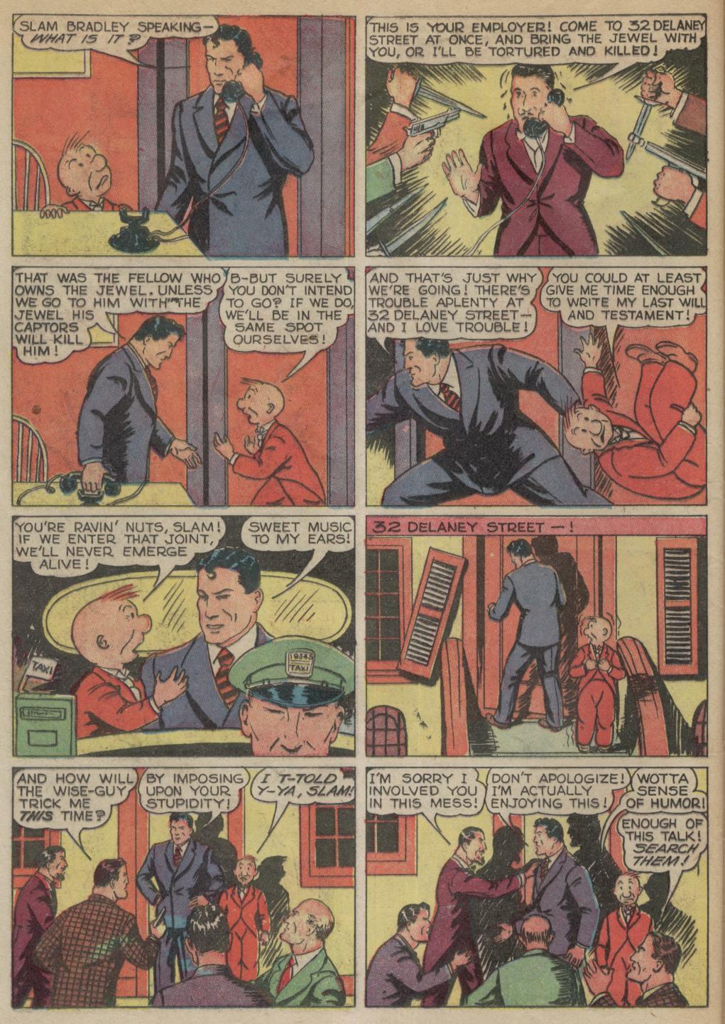 Read online Detective Comics (1937) comic -  Issue #39 - 61