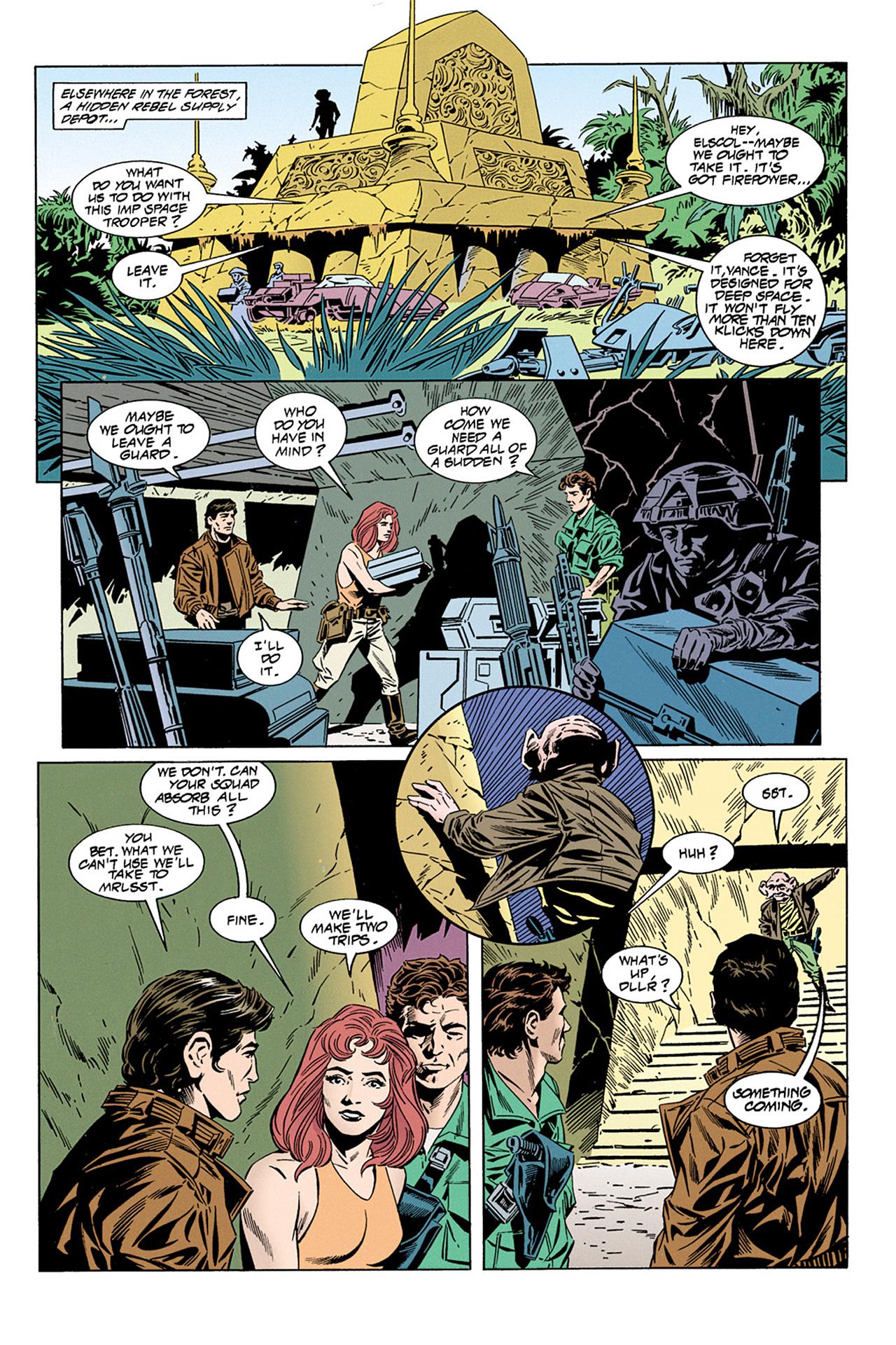 Read online Star Wars Omnibus comic -  Issue # Vol. 1 - 127