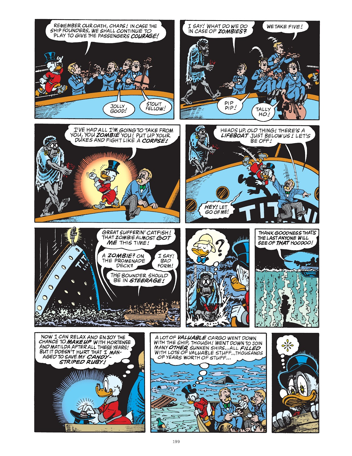 Read online The Complete Life and Times of Scrooge McDuck comic -  Issue # TPB 1 (Part 2) - 94