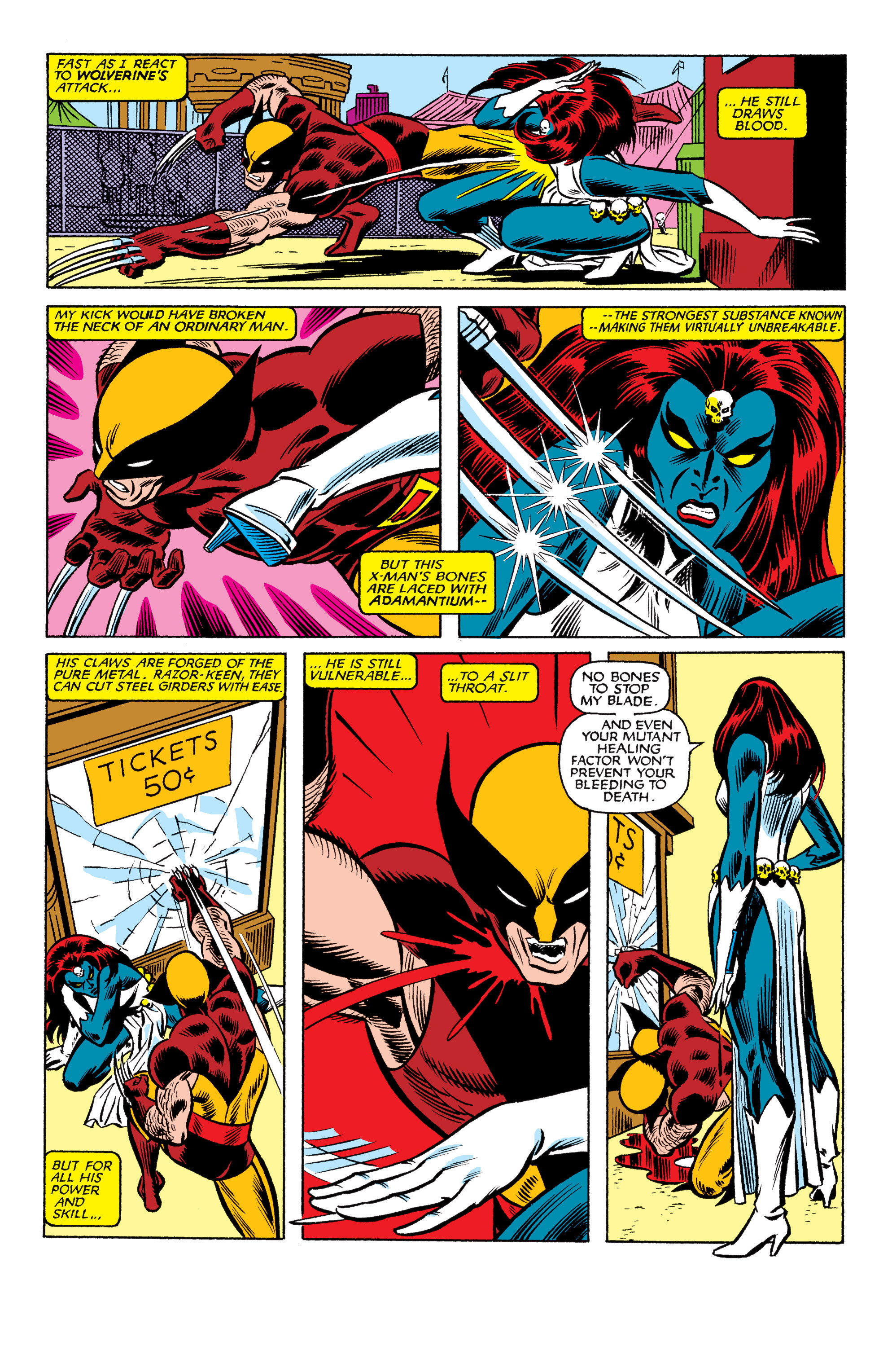 Read online Uncanny X-Men (1963) comic -  Issue #177 - 3