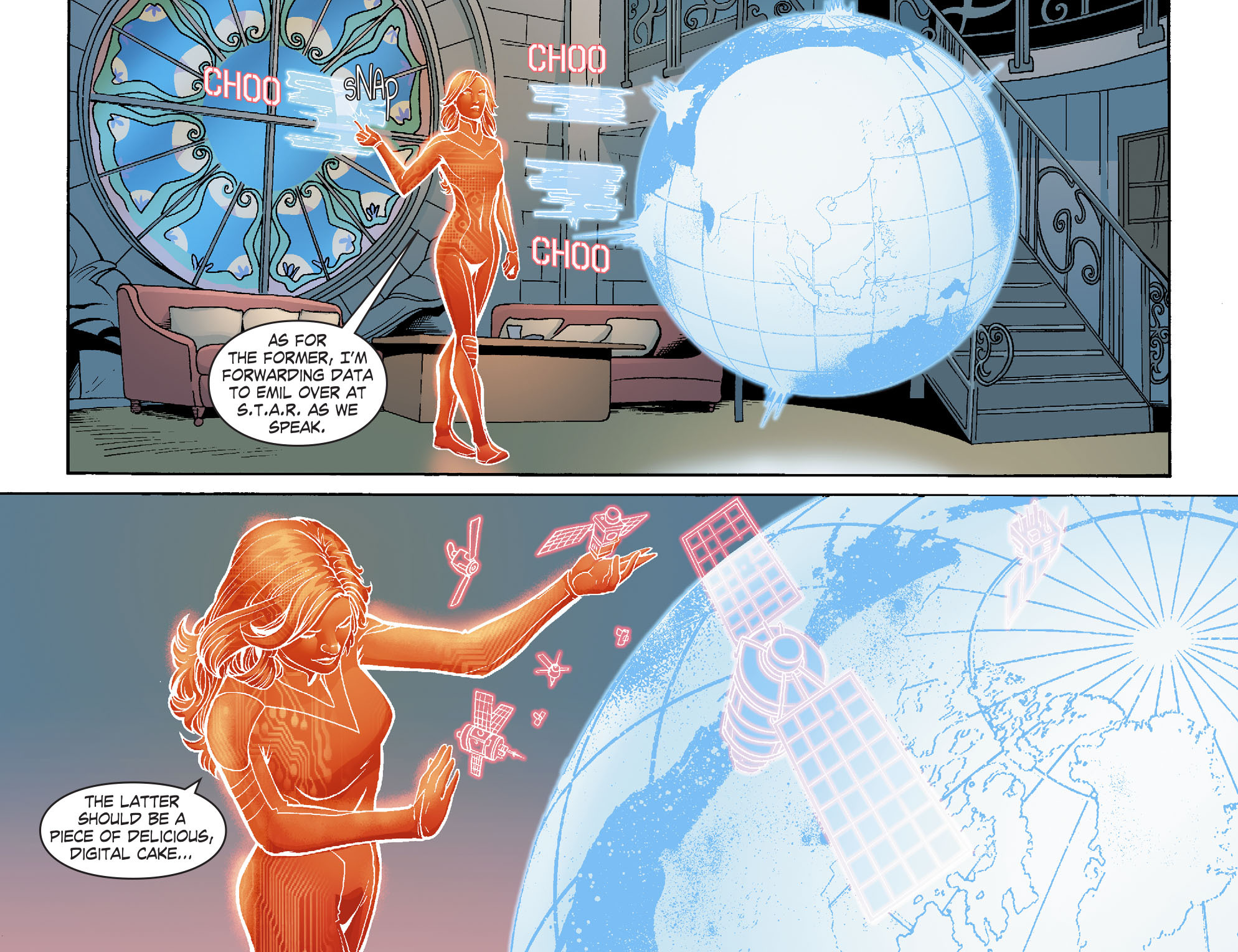 Read online Smallville: Alien comic -  Issue #7 - 10