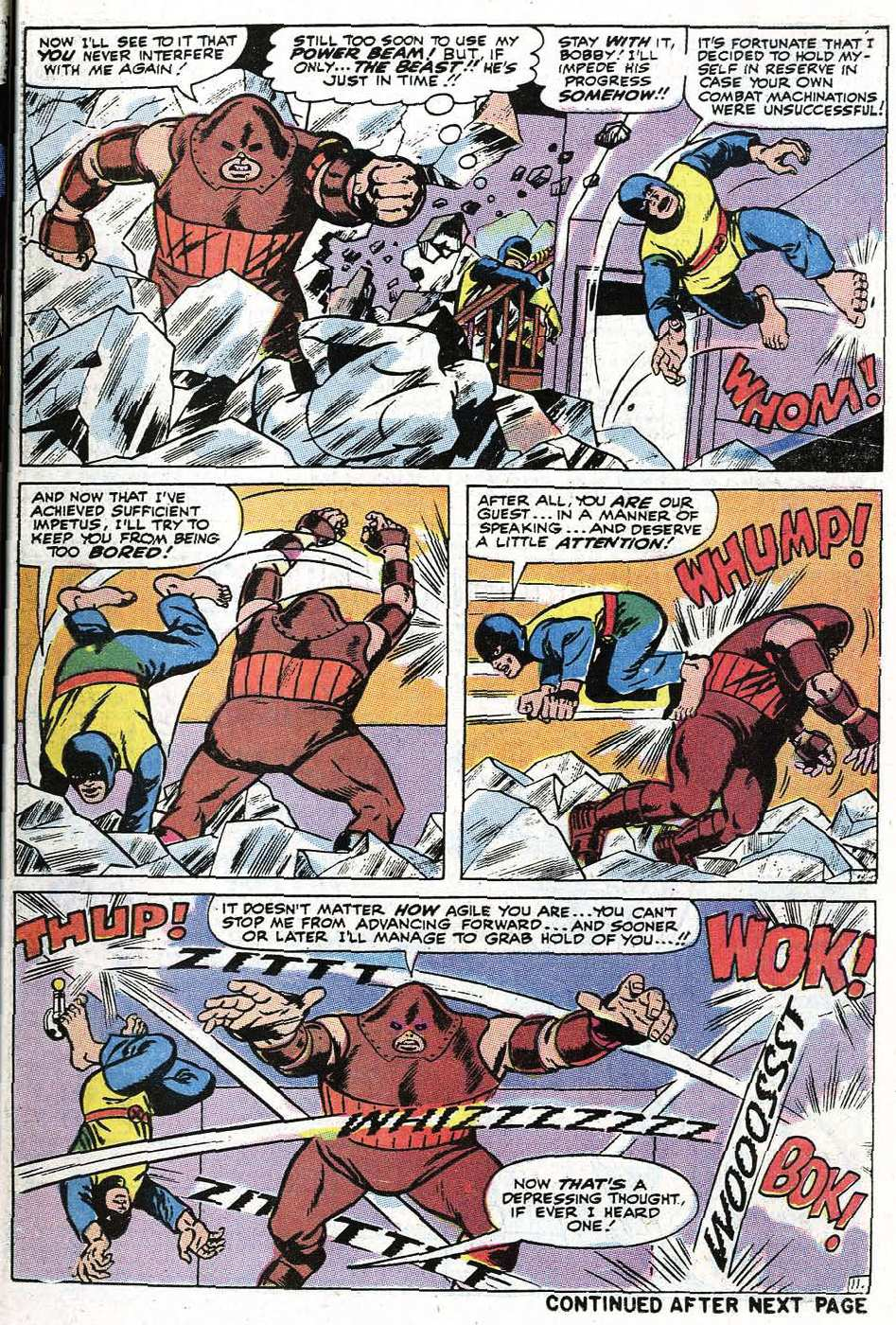Uncanny X-Men (1963) issue 67 - Page 37