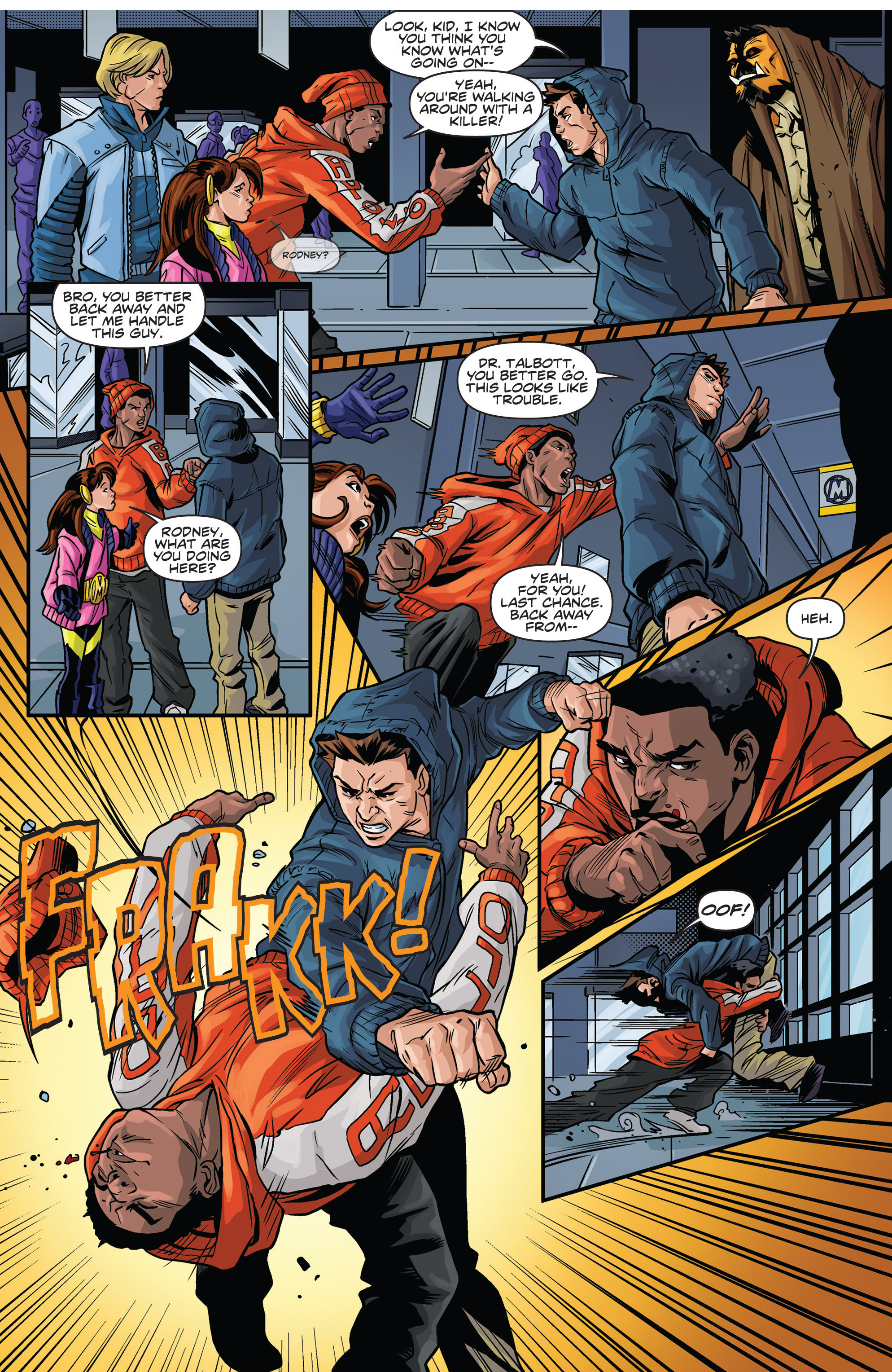 Read online Actionverse comic -  Issue #0 - 12