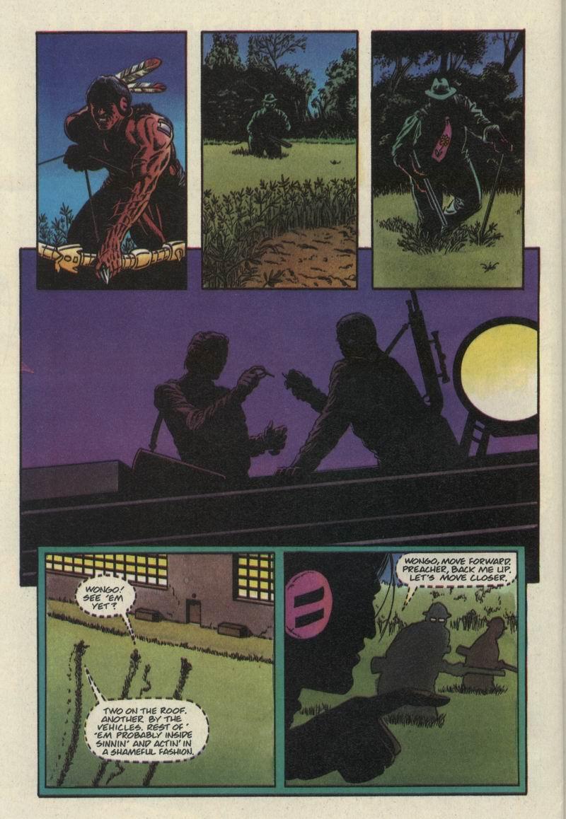 Read online Turok, Dinosaur Hunter (1993) comic -  Issue #21 - 20