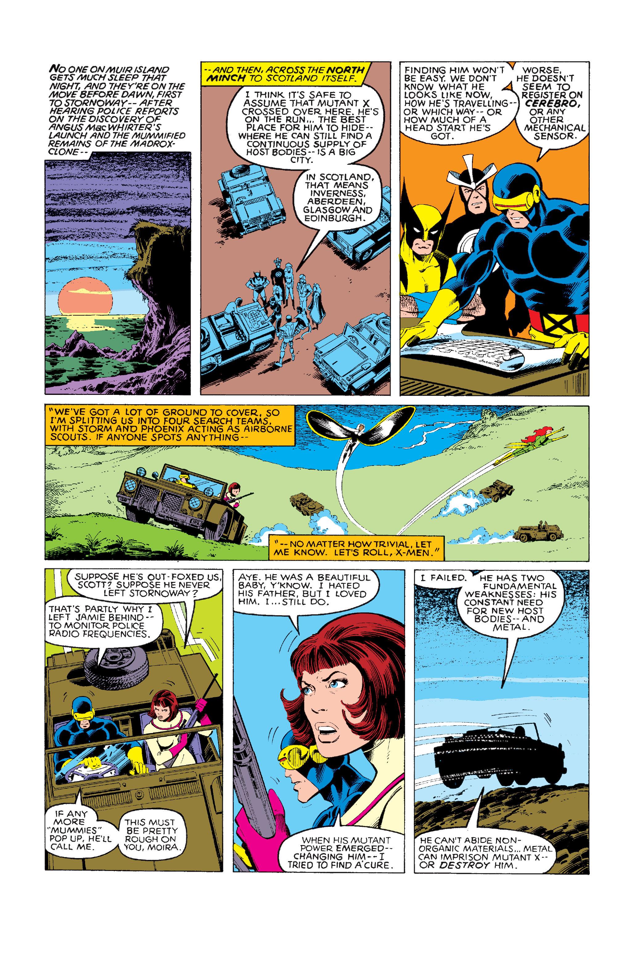 Read online Uncanny X-Men (1963) comic -  Issue #126 - 11