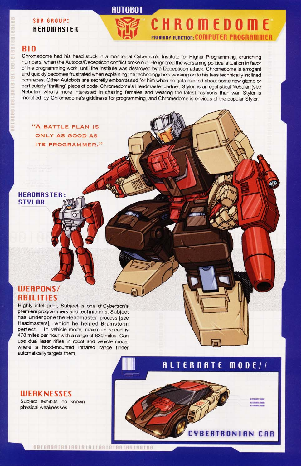 Read online Transformers: More than Meets the Eye comic -  Issue #1 - 55