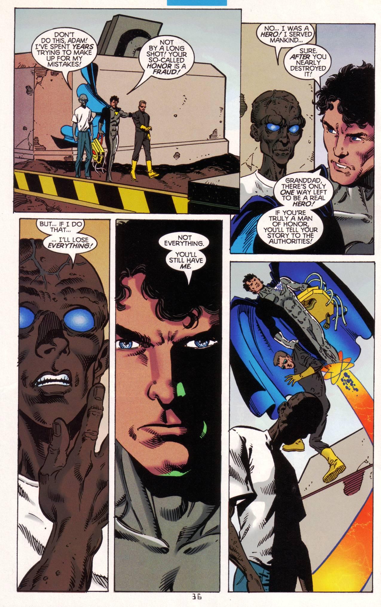 Read online Tangent Comics/ The Atom comic -  Issue # Full - 37